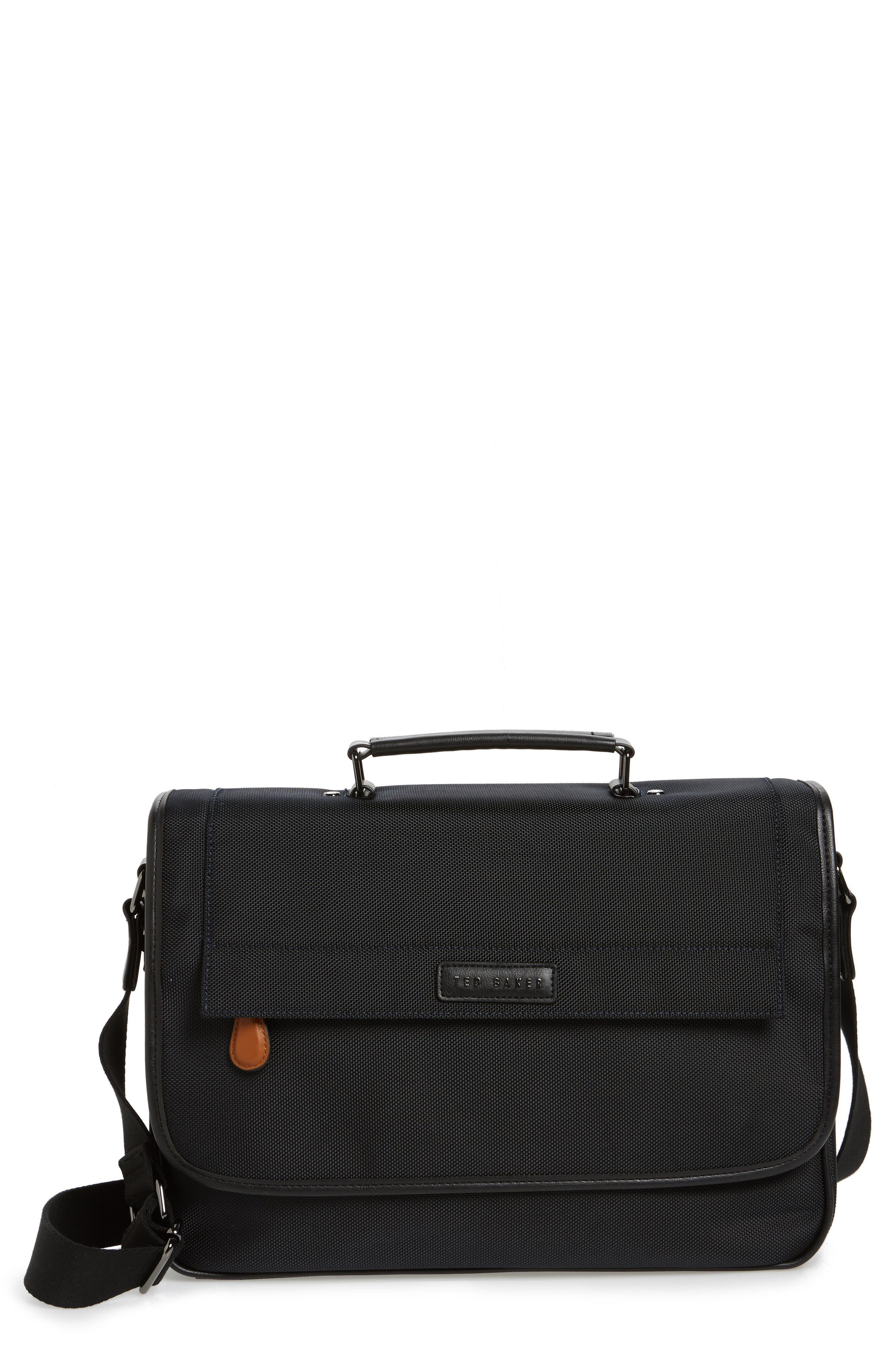 Turns Messenger Bag,                         Main,                         color, Navy