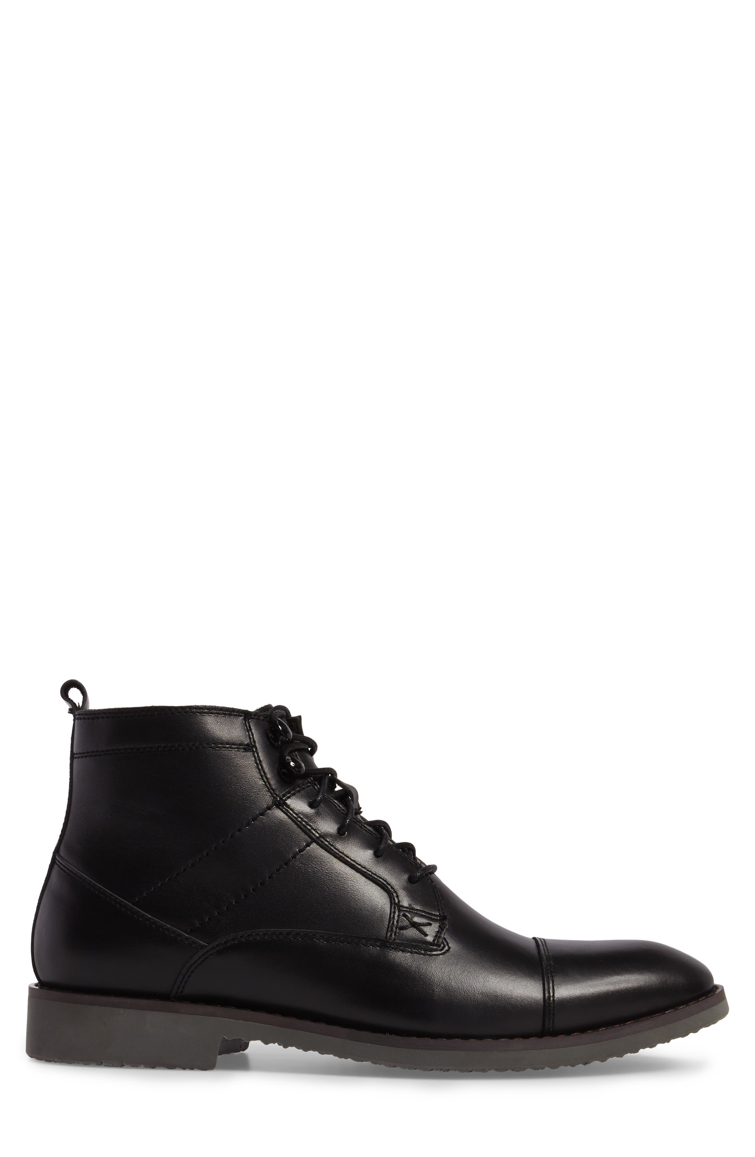 Alternate Image 3  - English Laundry Ensor Cap Toe Boot (Men)