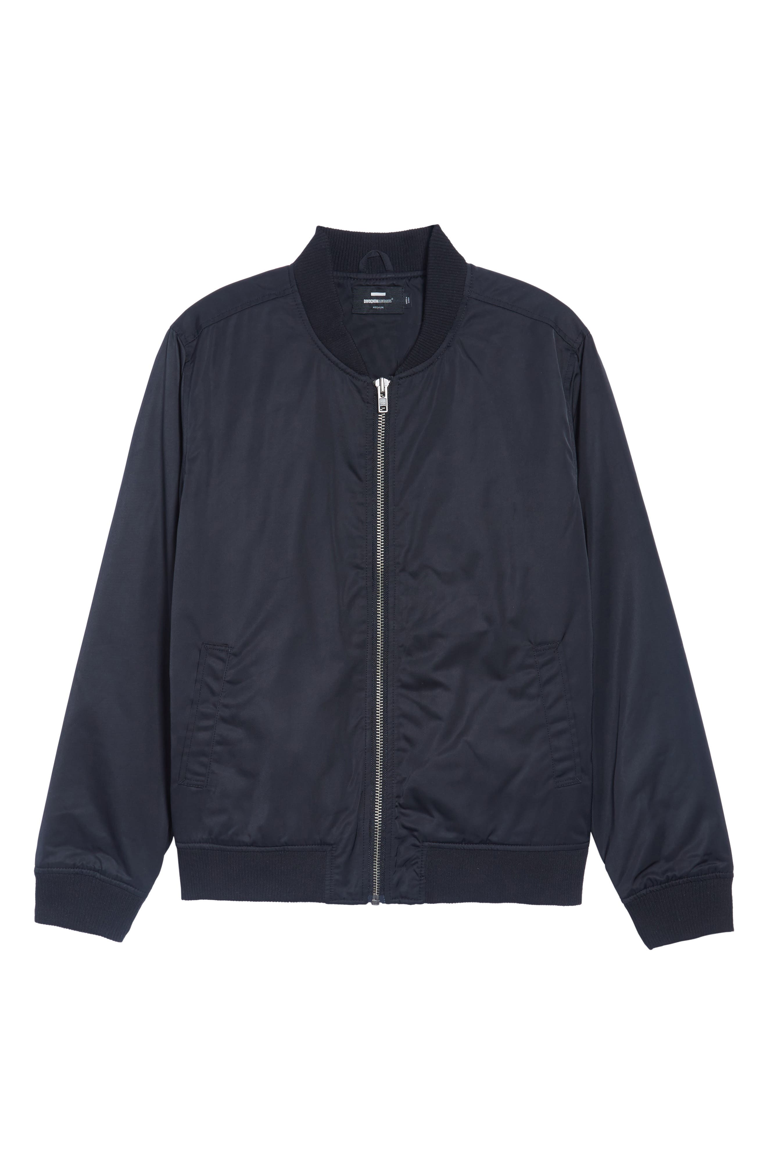 Mason Bomber Jacket,                         Main,                         color, Black