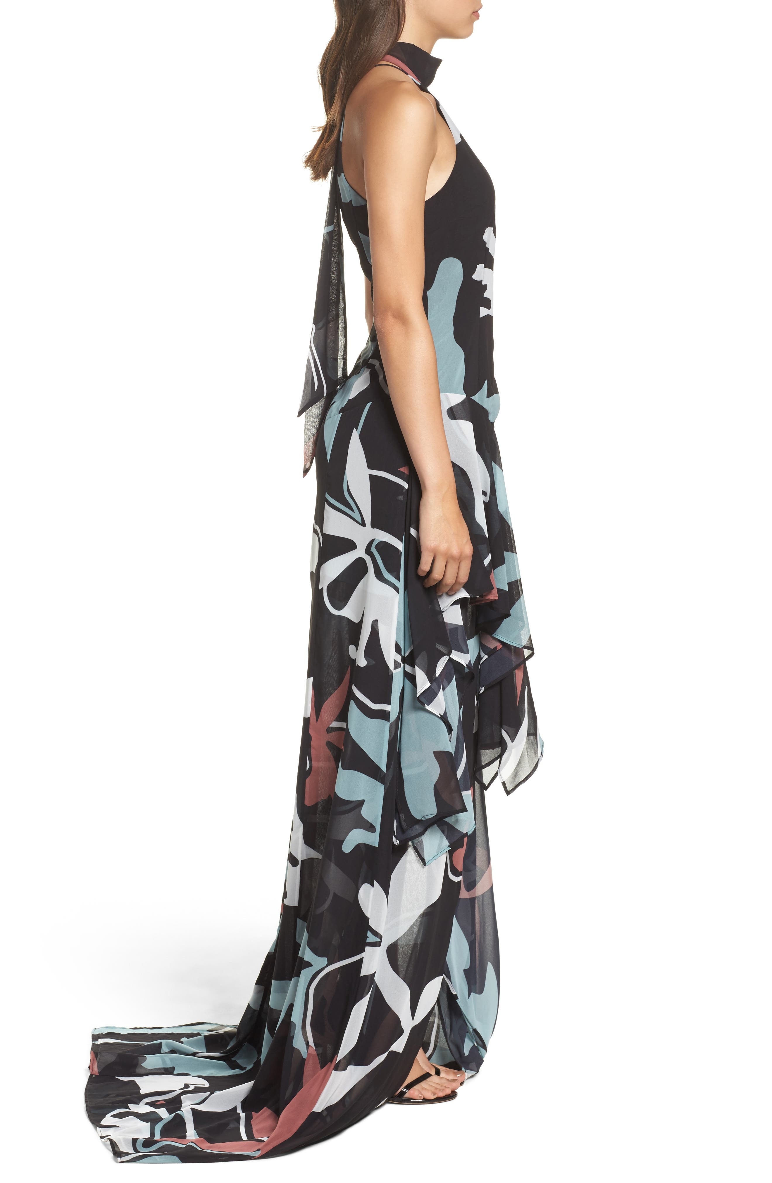 Alternate Image 3  - C/MEO Collective Take a Hold Gown