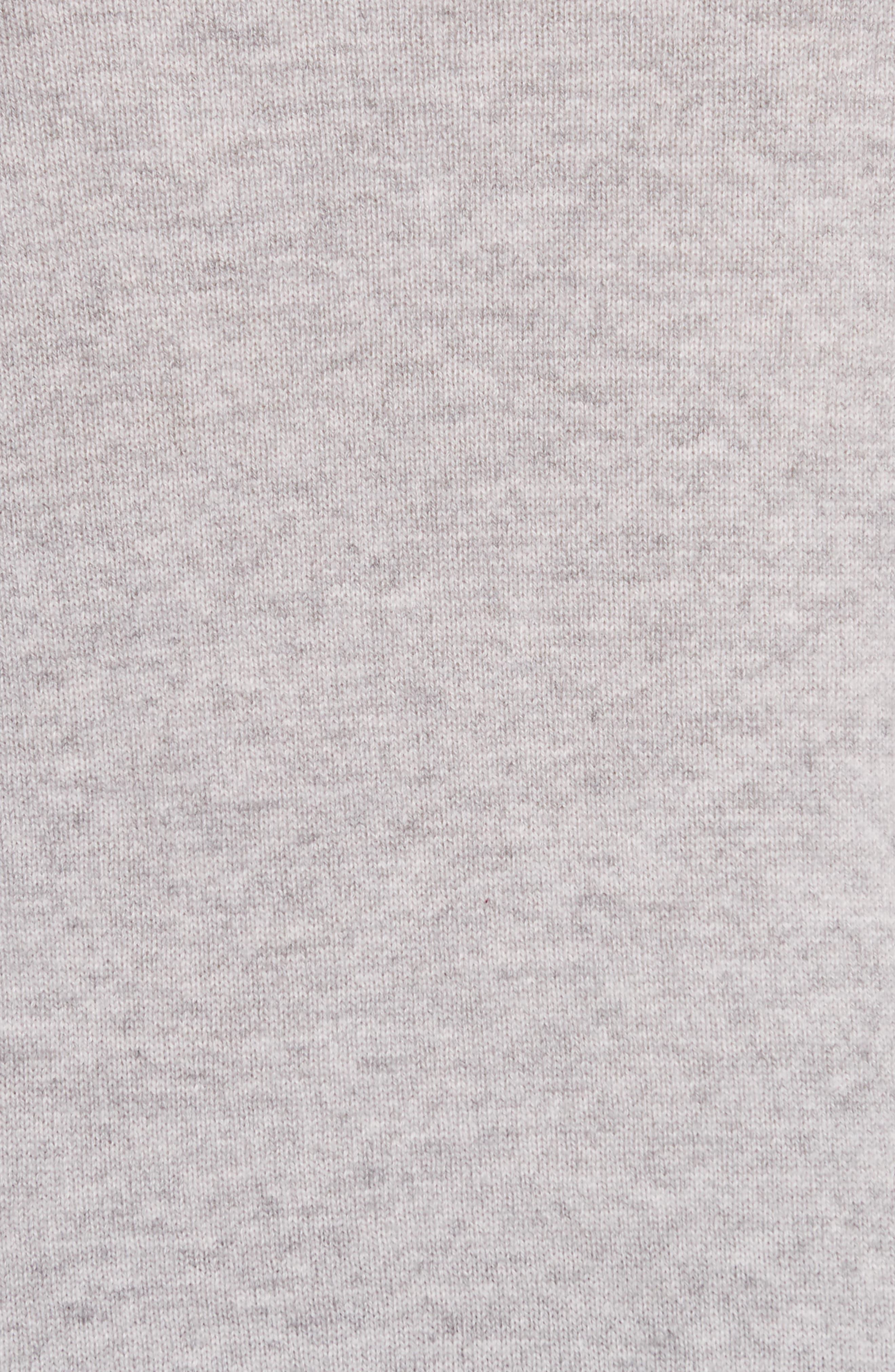 Alternate Image 5  - Joie Tambrel N Wool & Cashmere Asymmetrical Sweater Tunic
