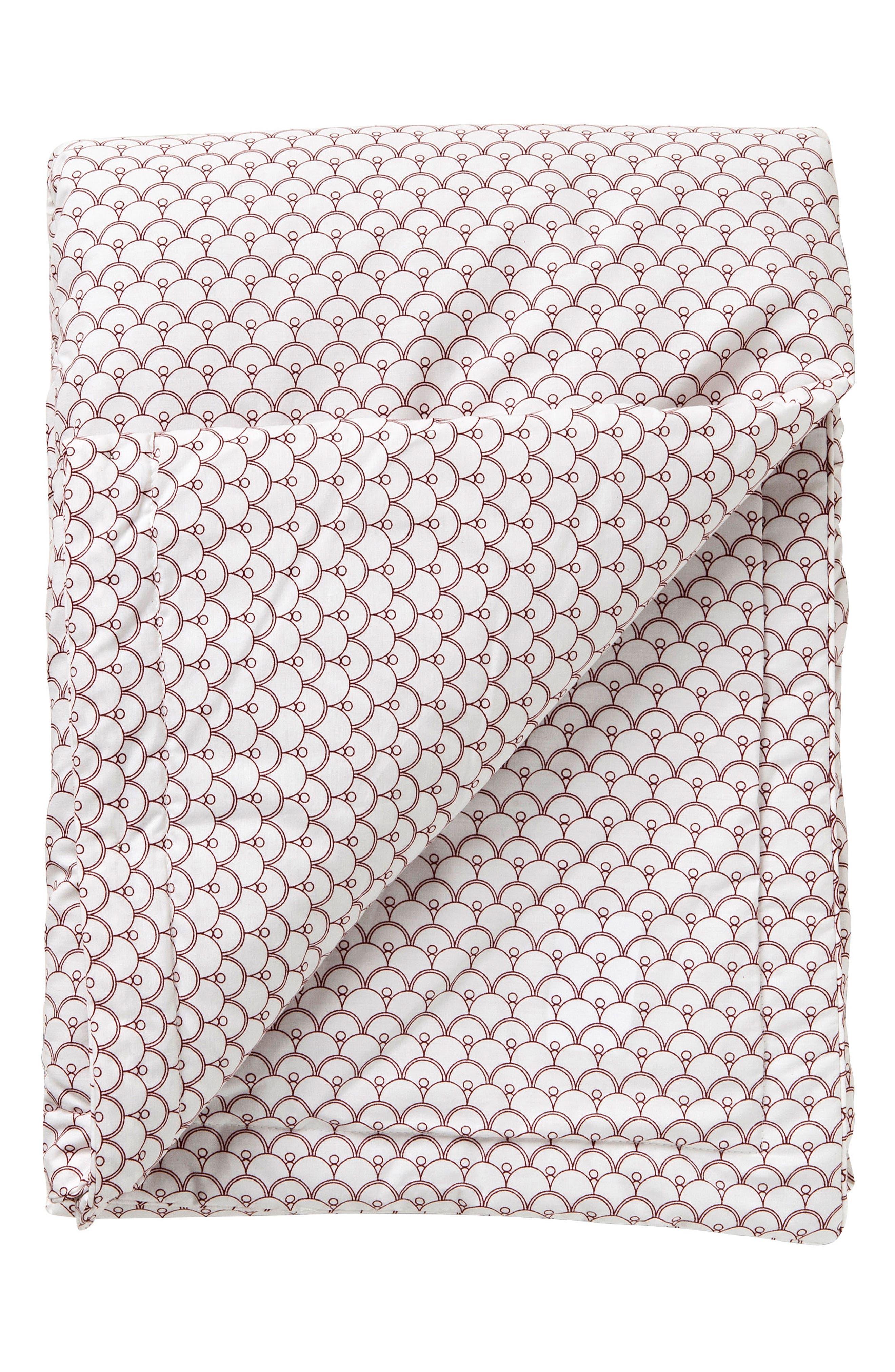 Cupola Play Blanket,                             Alternate thumbnail 2, color,                             Rust