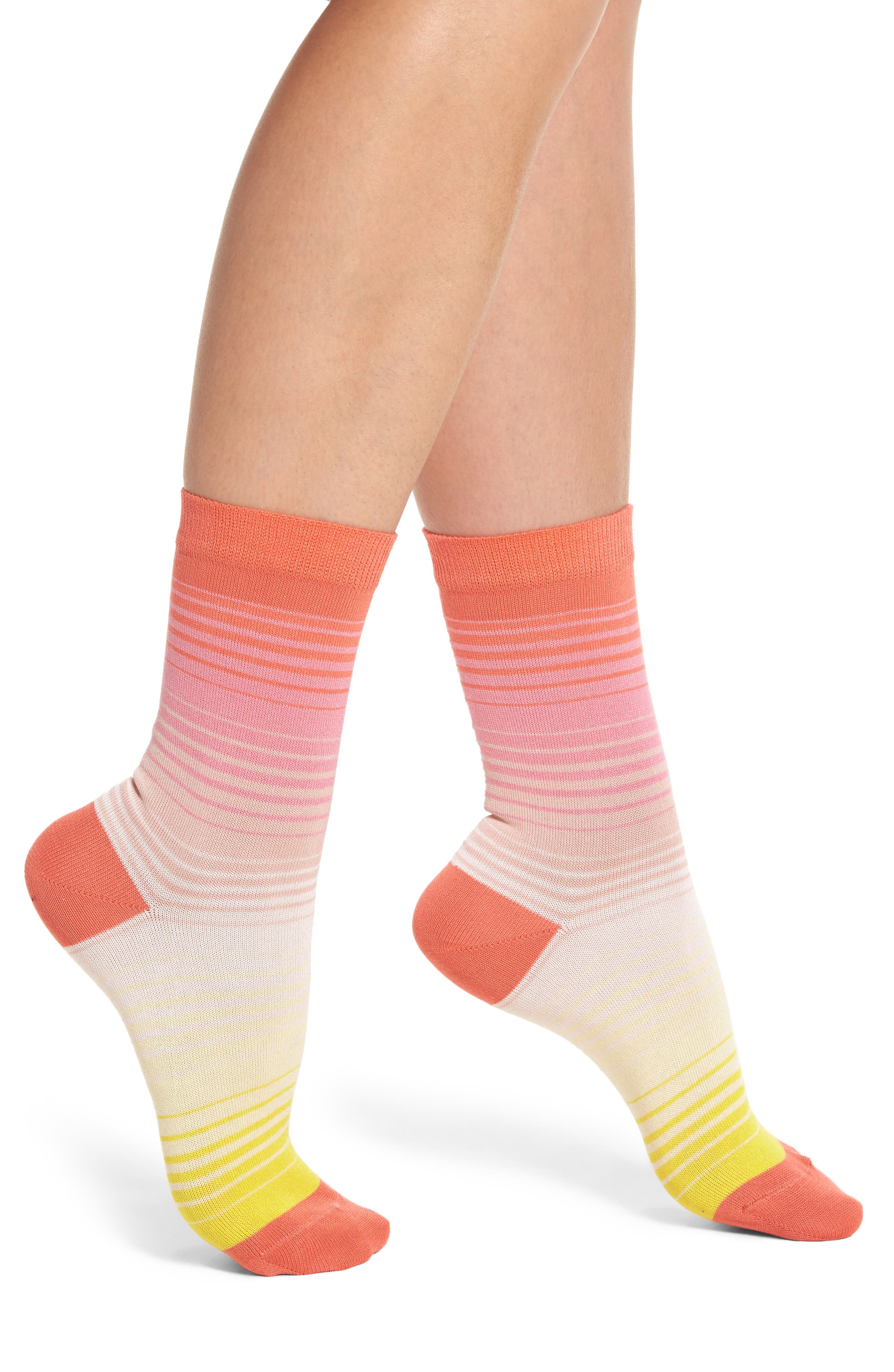 Paul Smith Emma Gradient Crew Socks