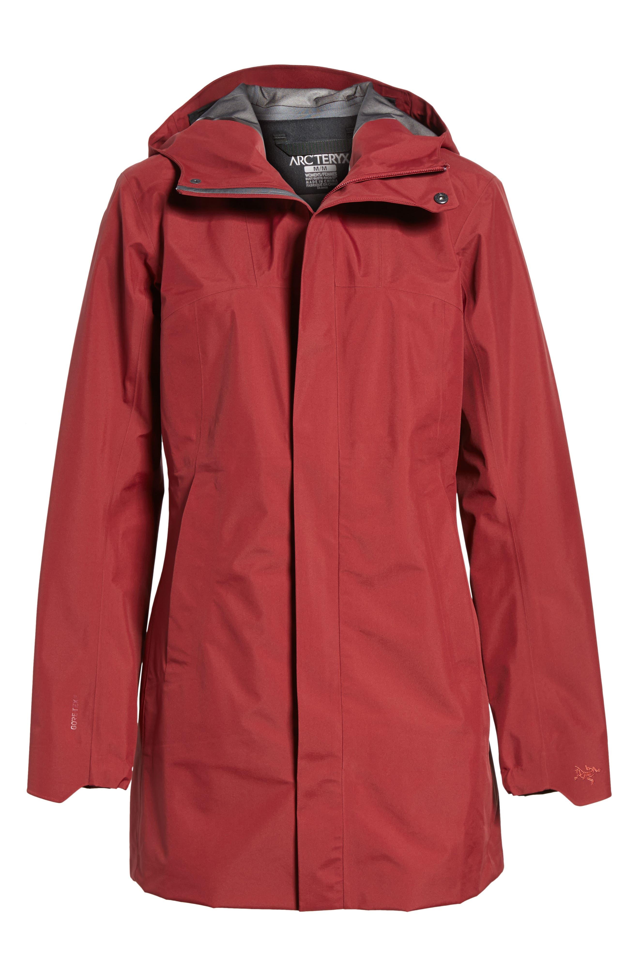 Arc'teryx Codetta Waterproof Relaxed Fit Gore-Tex® 3L Rain Jacket
