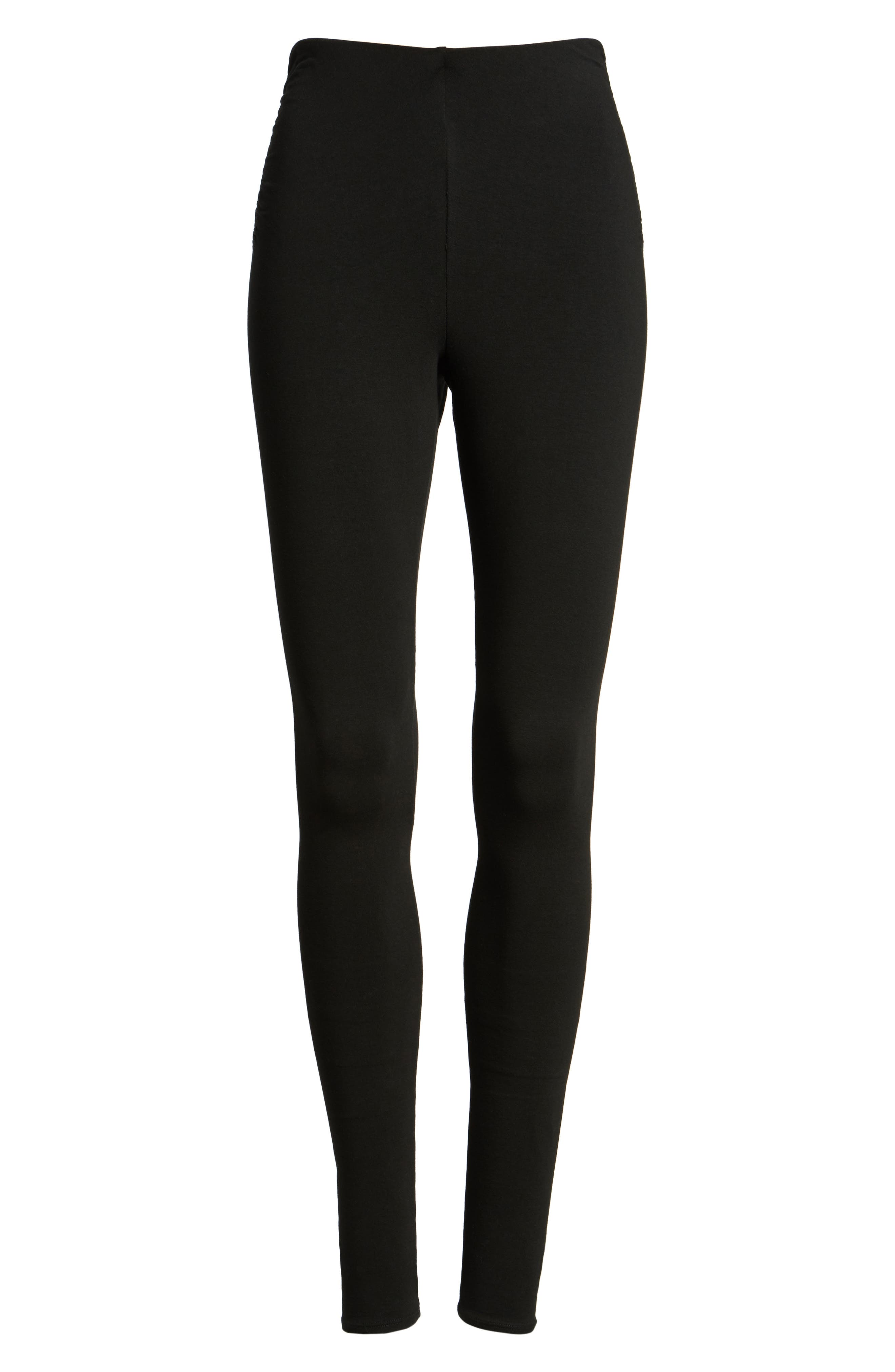 Alternate Image 6  - Socialite Stirrup Leggings