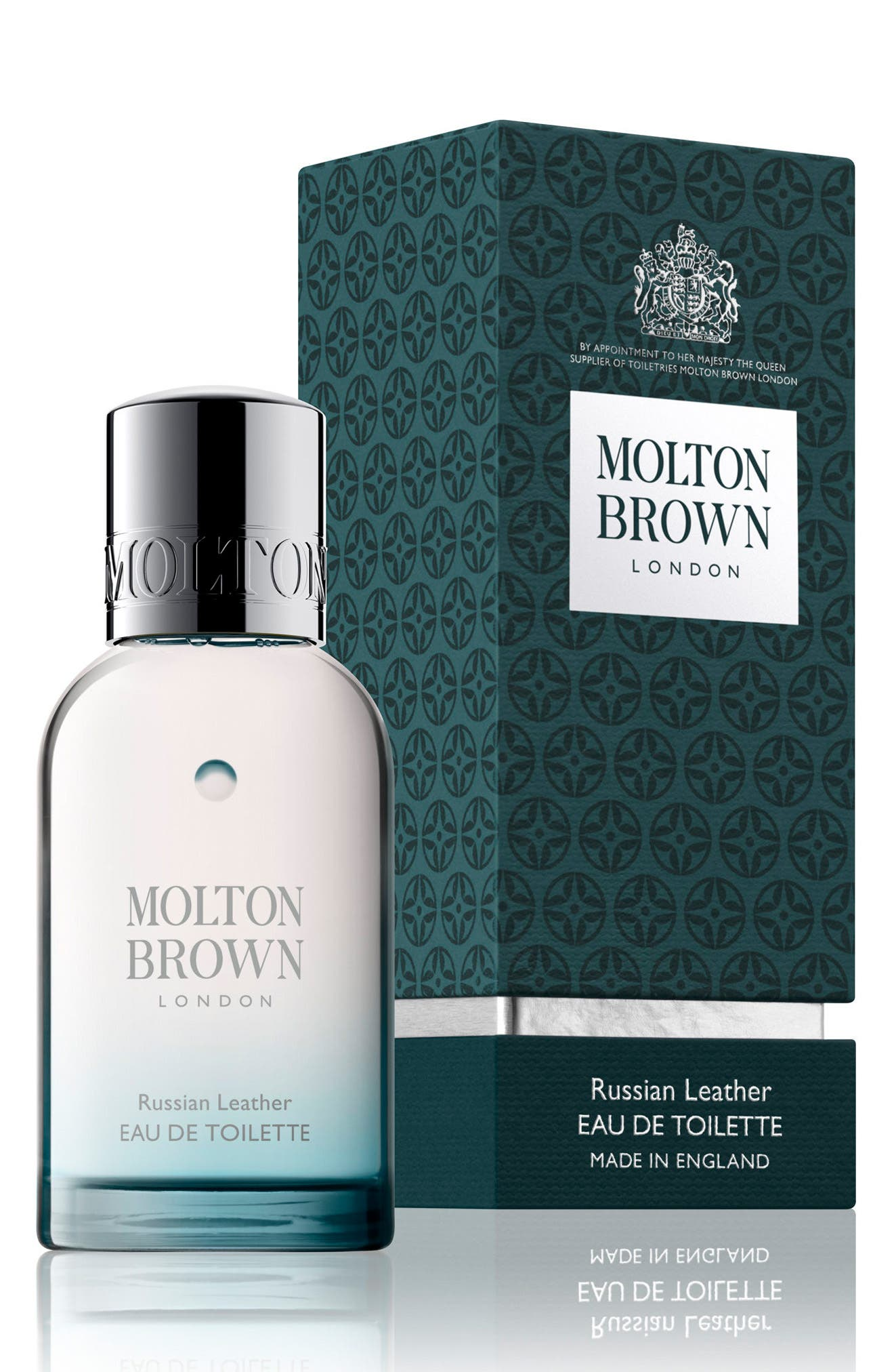 Main Image - MOLTON BROWN London Russian Leather Eau de Toilette