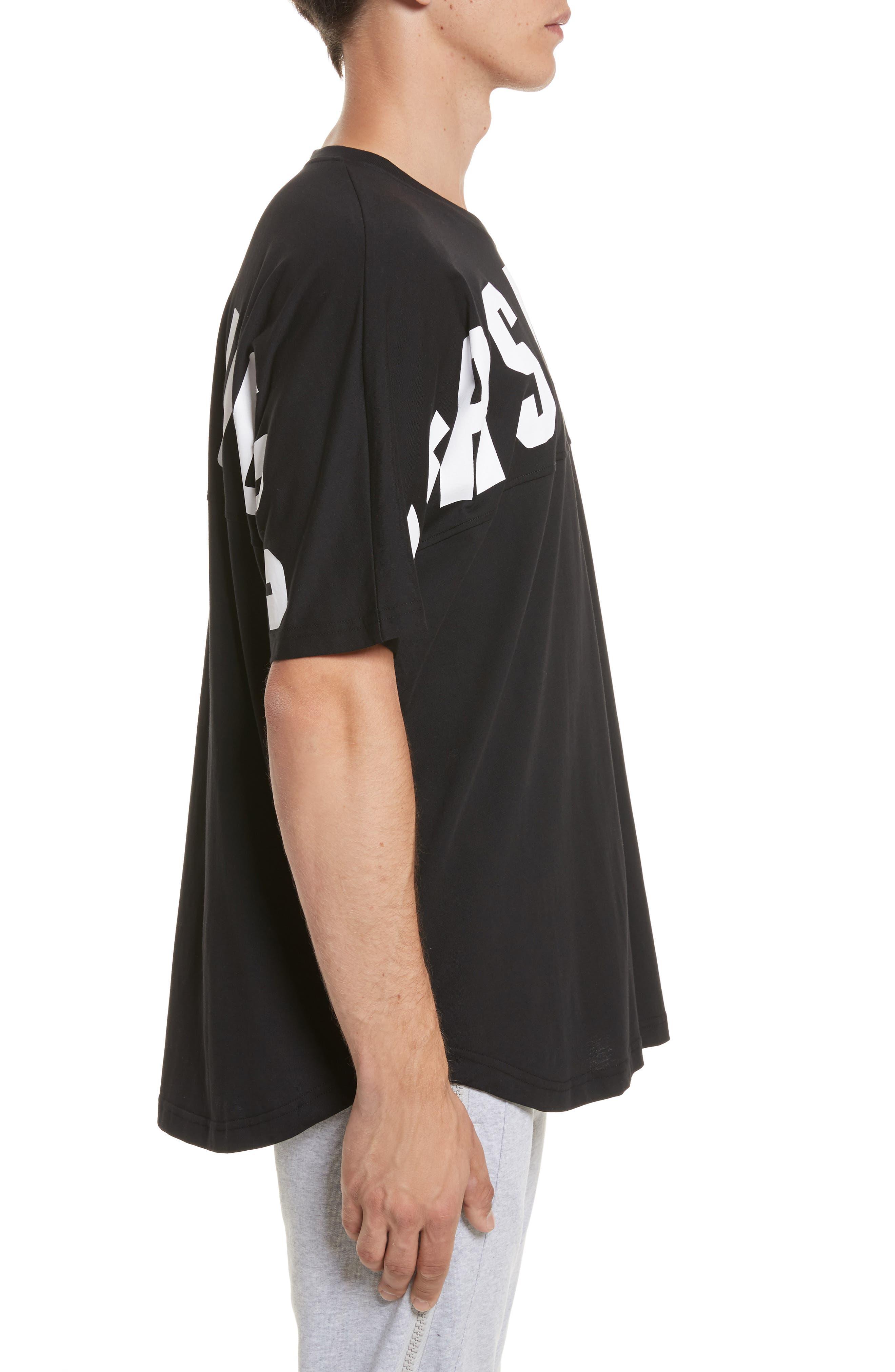 Alternate Image 3  - VERSUS by Versace Versus Logo Graphic T-Shirt