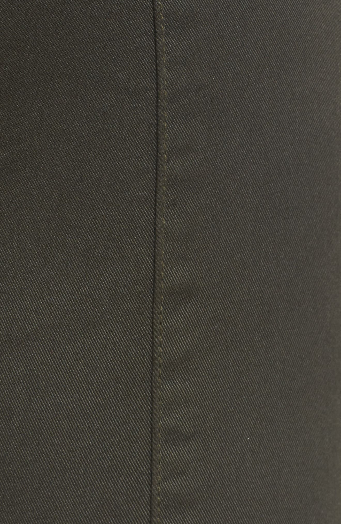 Alternate Image 5  - Caslon® Skinny Cargo Pants (Regular & Petite)