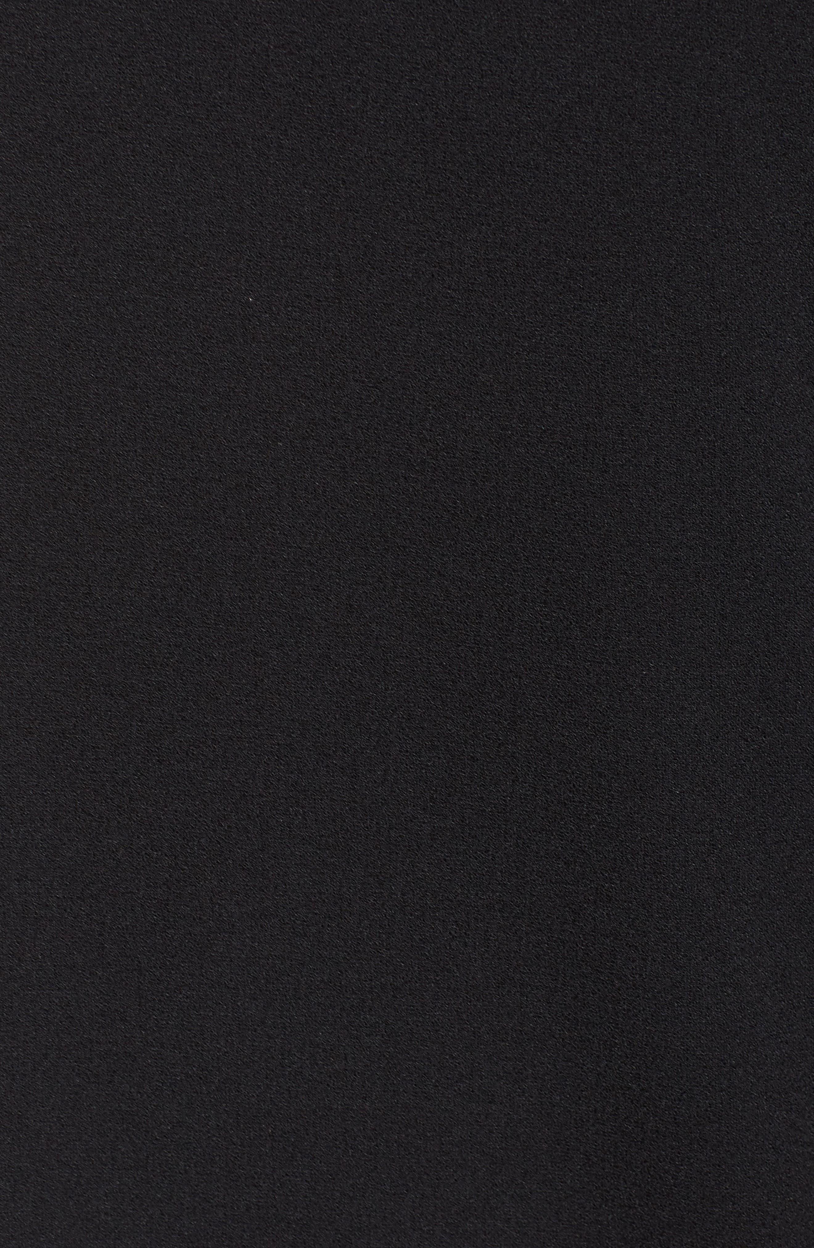 Alternate Image 5  - Charles Henry Bell Sleeve Shift Dress