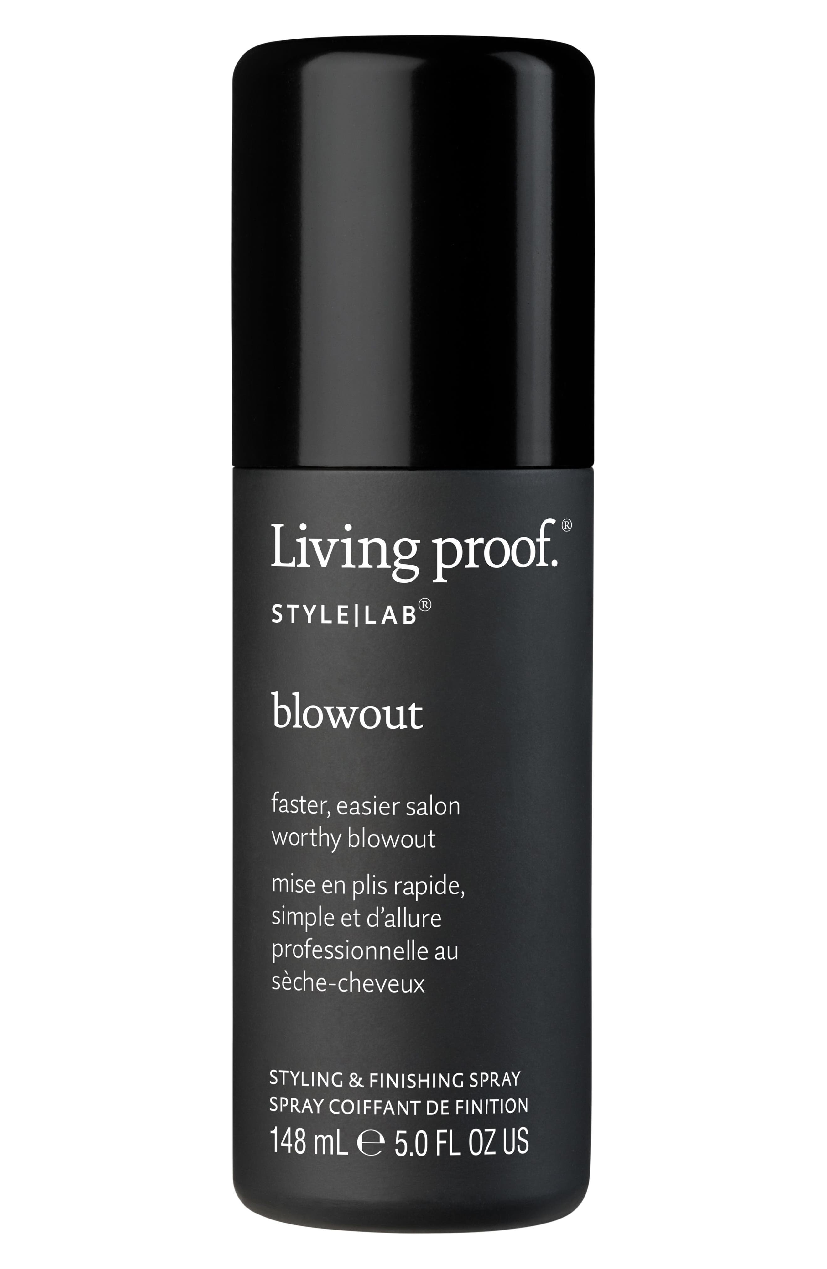 Blowout Styling & Finishing Spray,                         Main,                         color, No Color