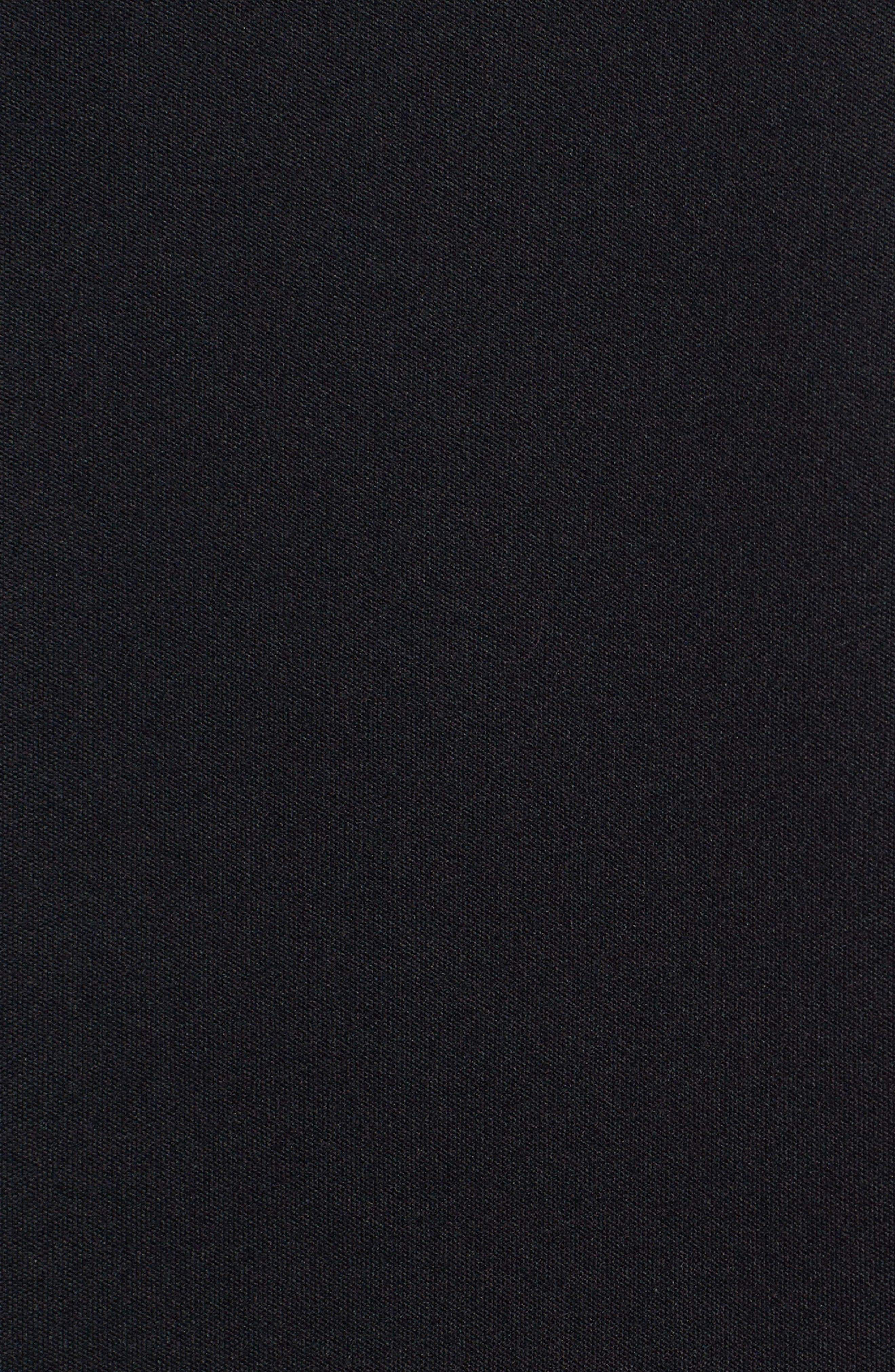 Roma Jersey Hoodie,                             Alternate thumbnail 5, color,                             Black