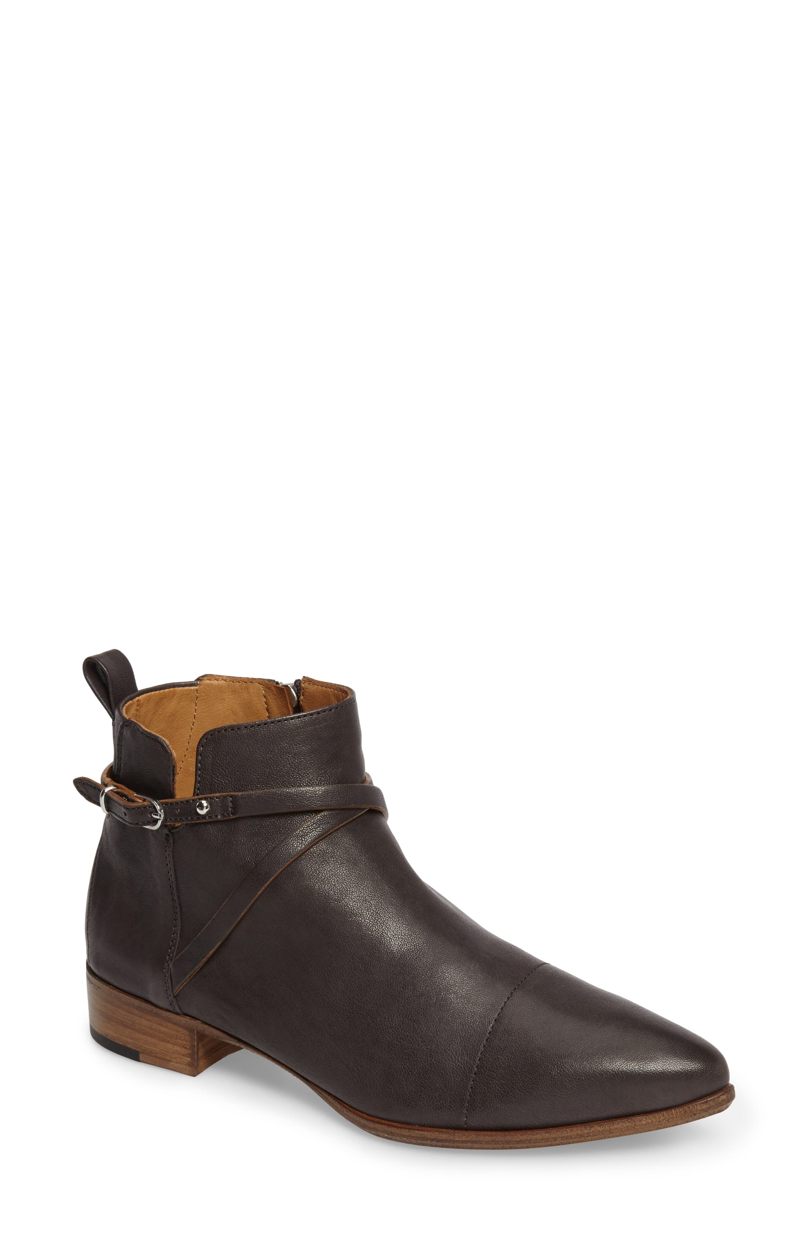 Alberto Fermani 'Mea' Ankle Boot (Women) (Nordstrom Exclusive)