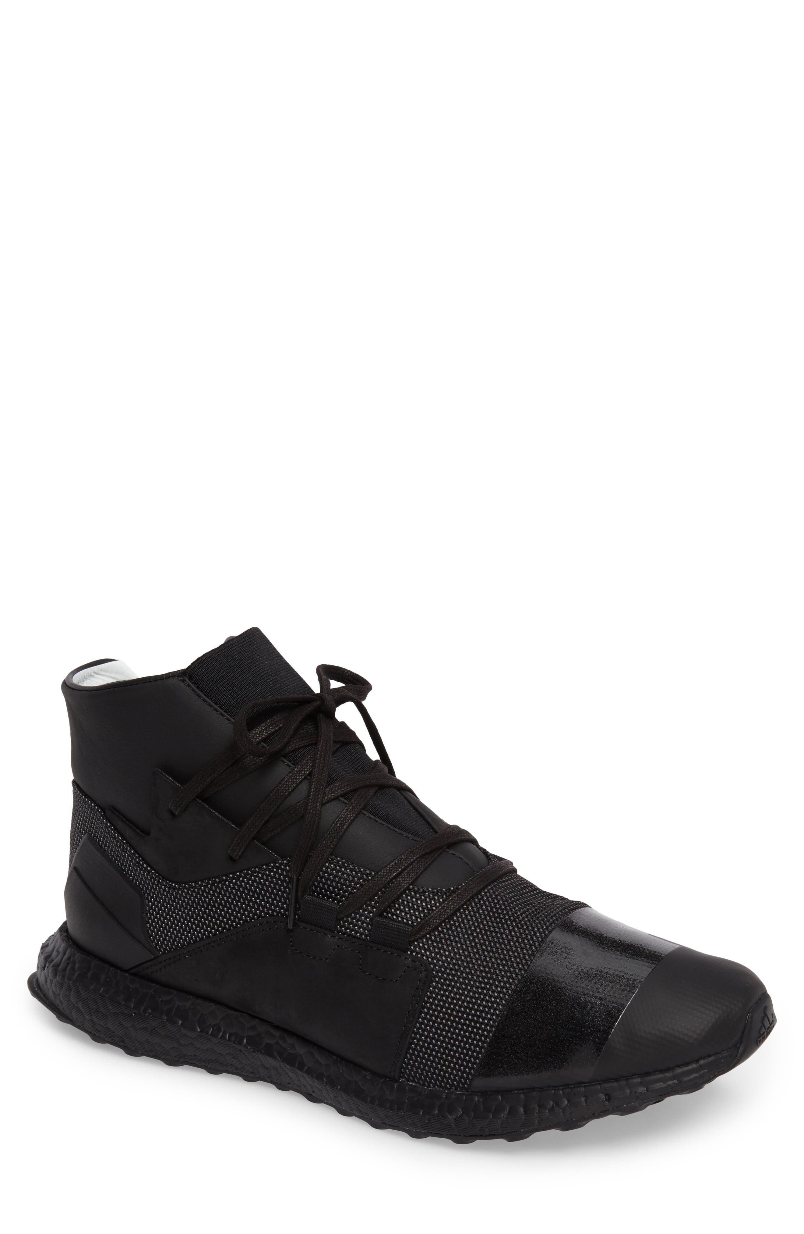 Kozoko High Sneaker,                             Main thumbnail 1, color,                             Black