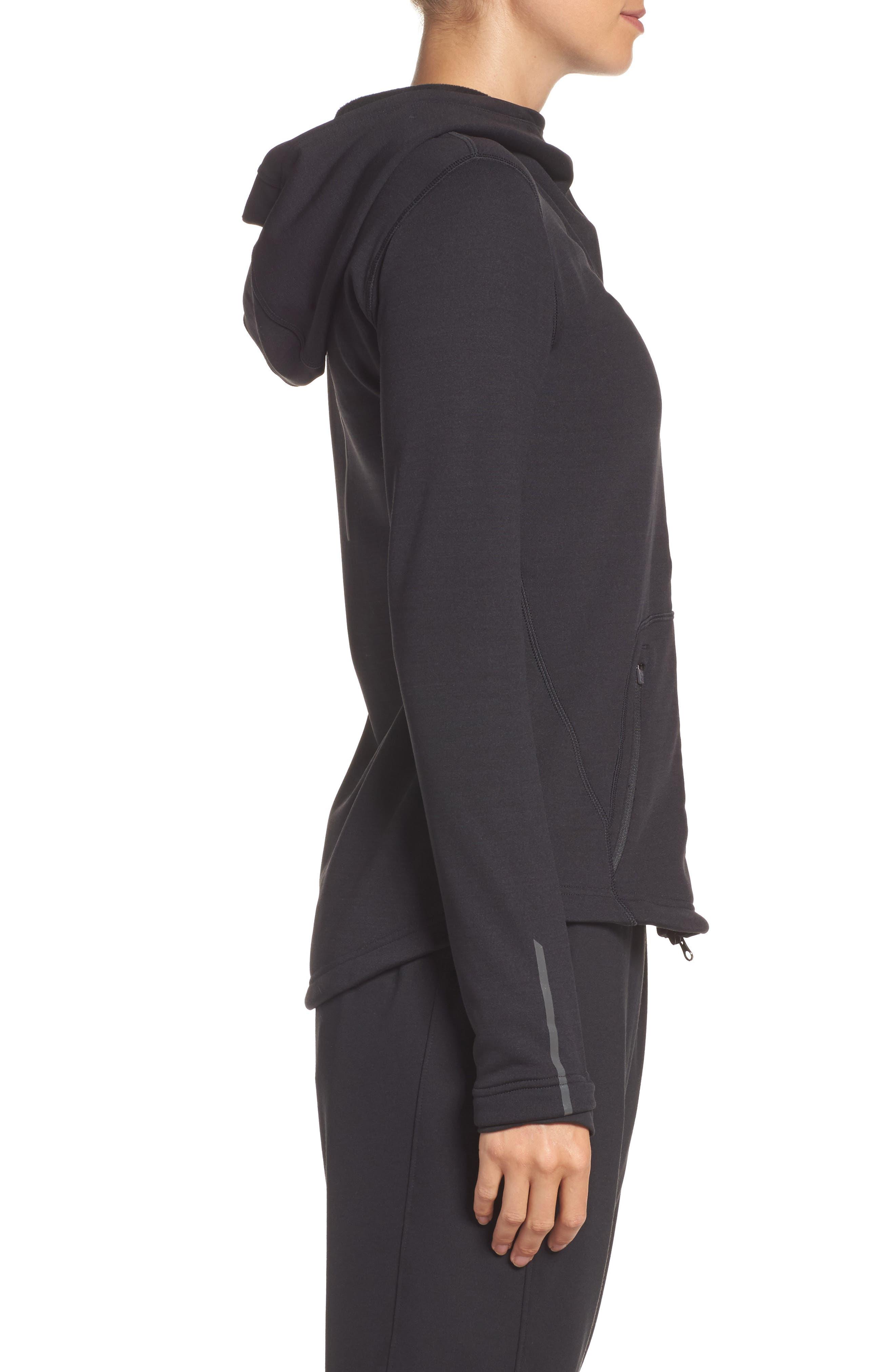 Alternate Image 3  - New Balance Heat en Route Jacket