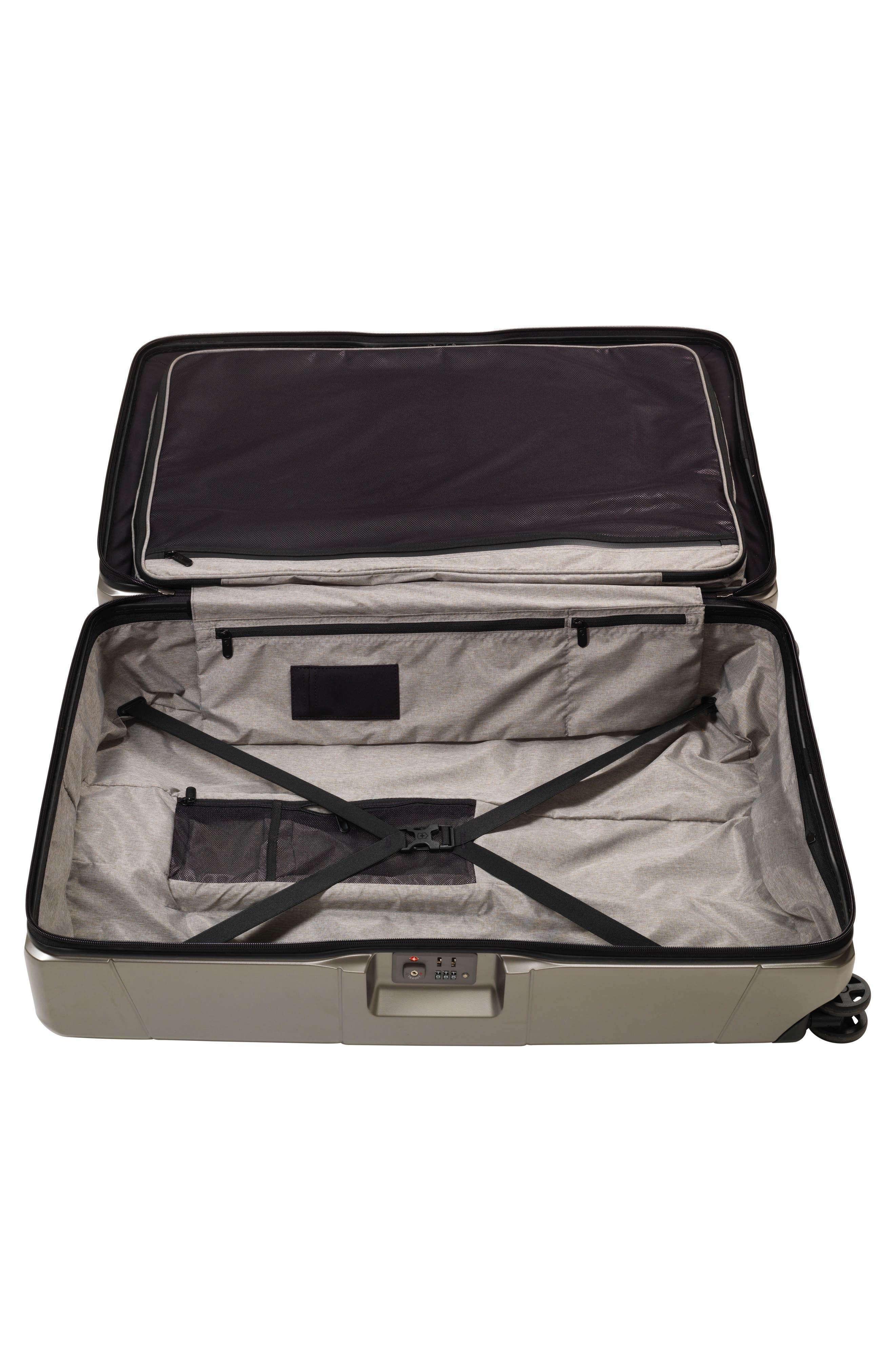 Alternate Image 3  - Victorinox Swiss Army® Lexicon Frequent Flyer 32-Inch Wheeled Suitcase