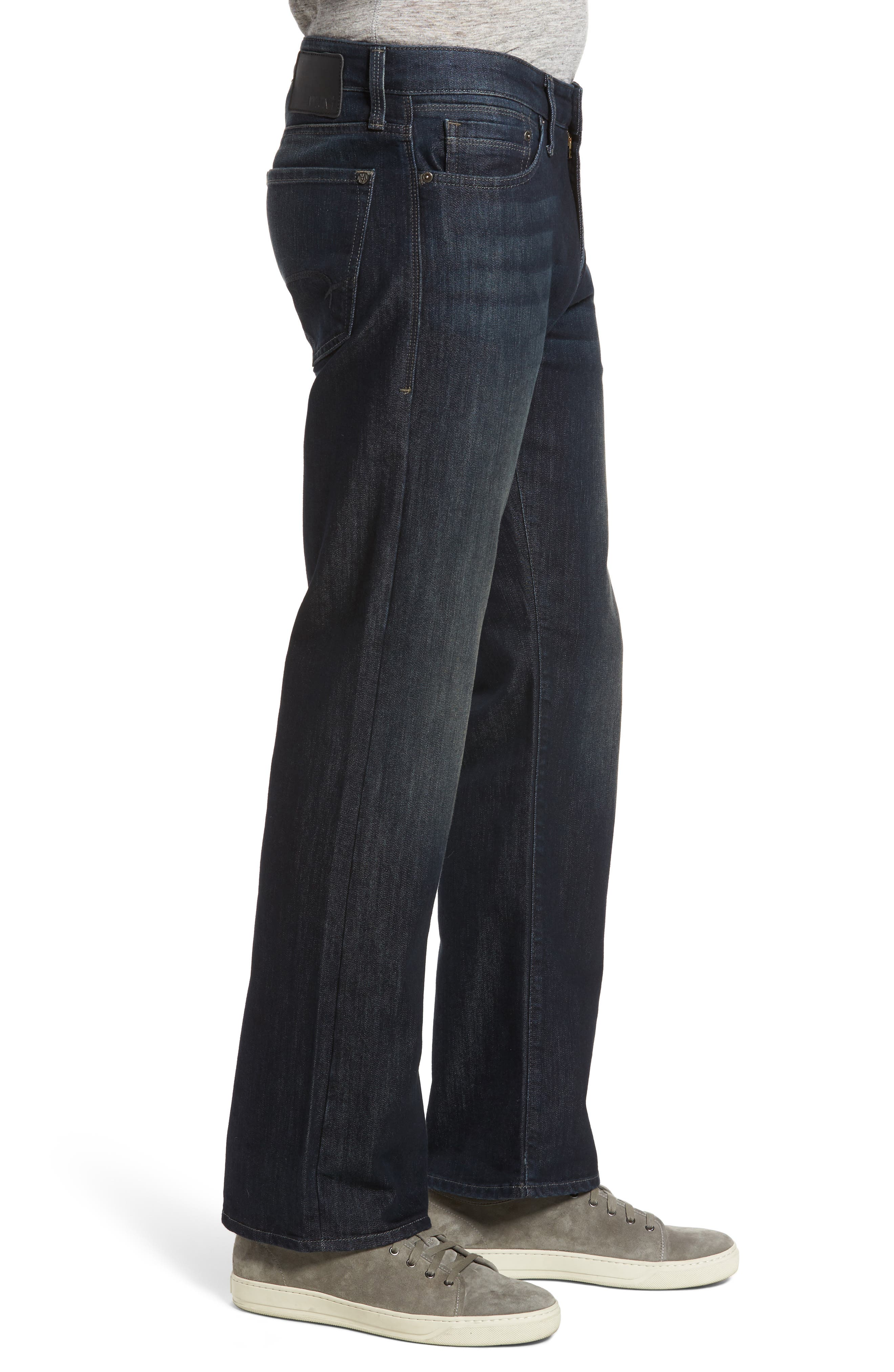 Josh Bootcut Jeans,                             Alternate thumbnail 3, color,                             Deep Stanford
