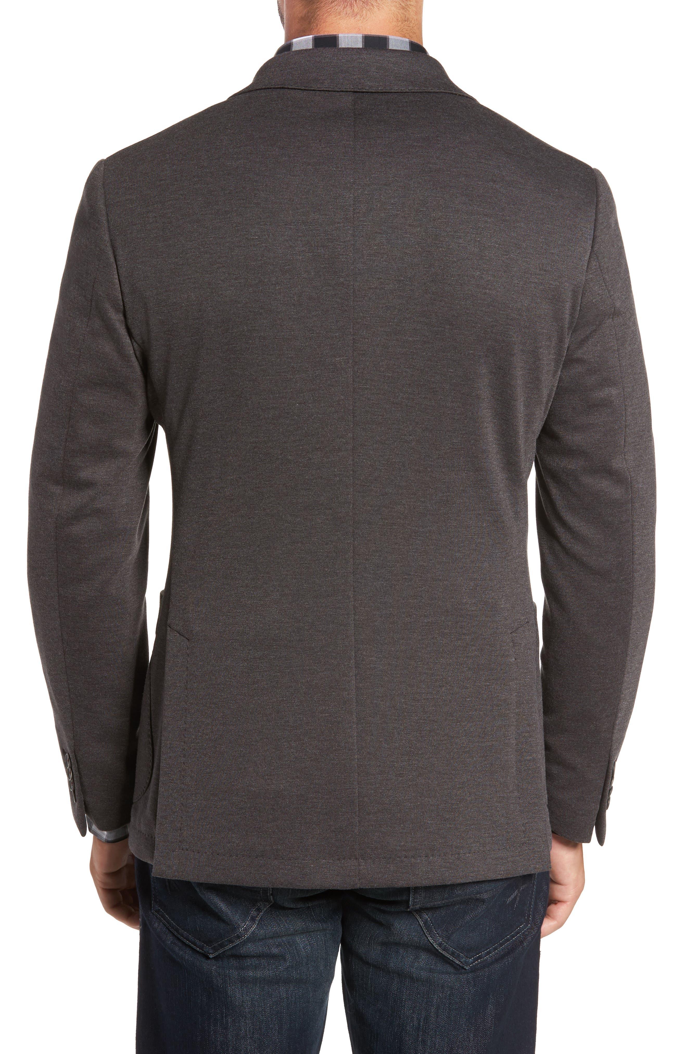Alternate Image 2  - Bugatchi Regular Fit Blazer
