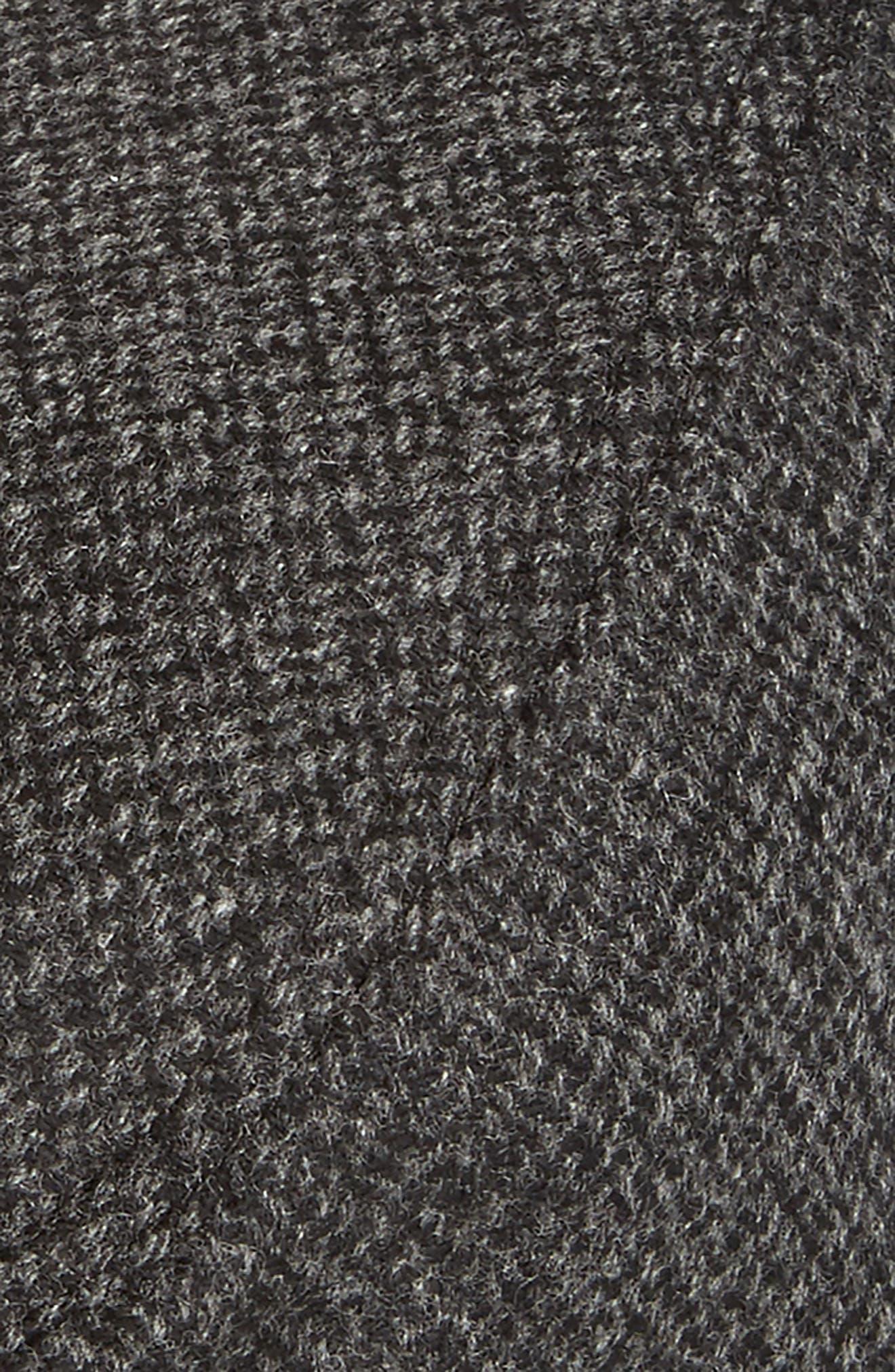 Alternate Image 2  - Ted Baker Thompson Wool Blend Flat Driving Cap