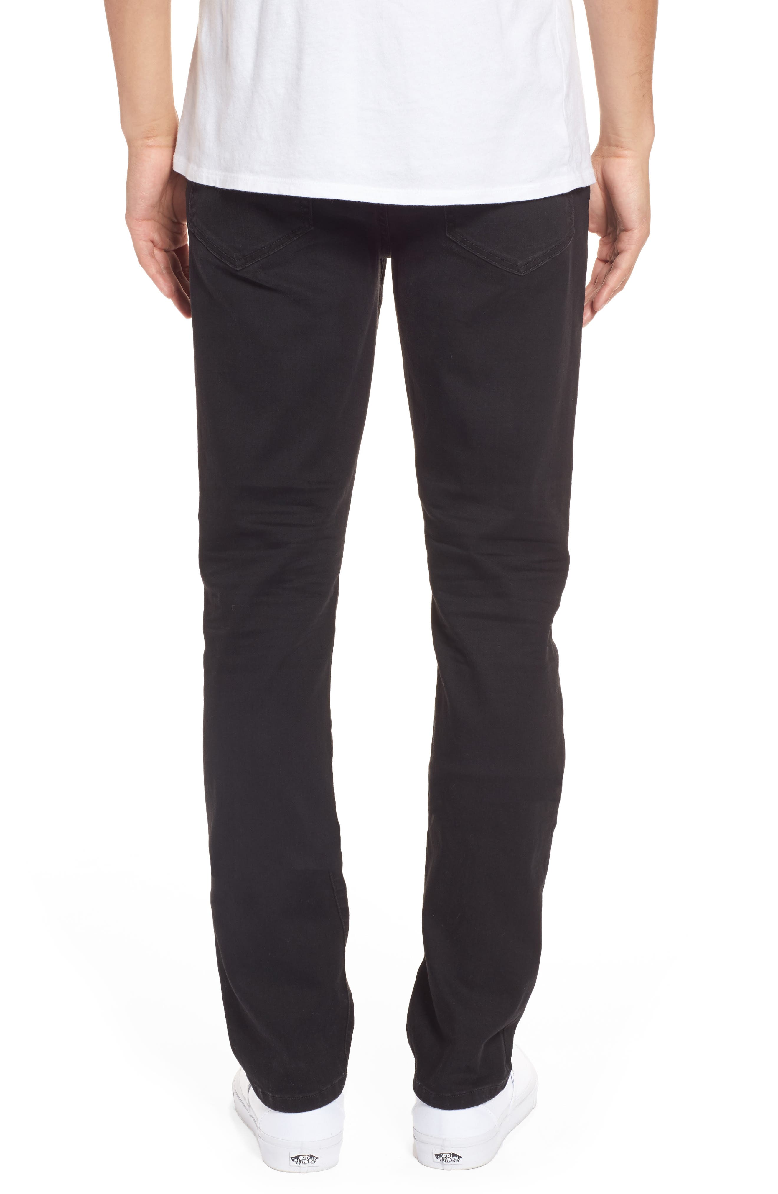 Soder Slouchy Skinny Jeans,                             Alternate thumbnail 2, color,                             Diggie