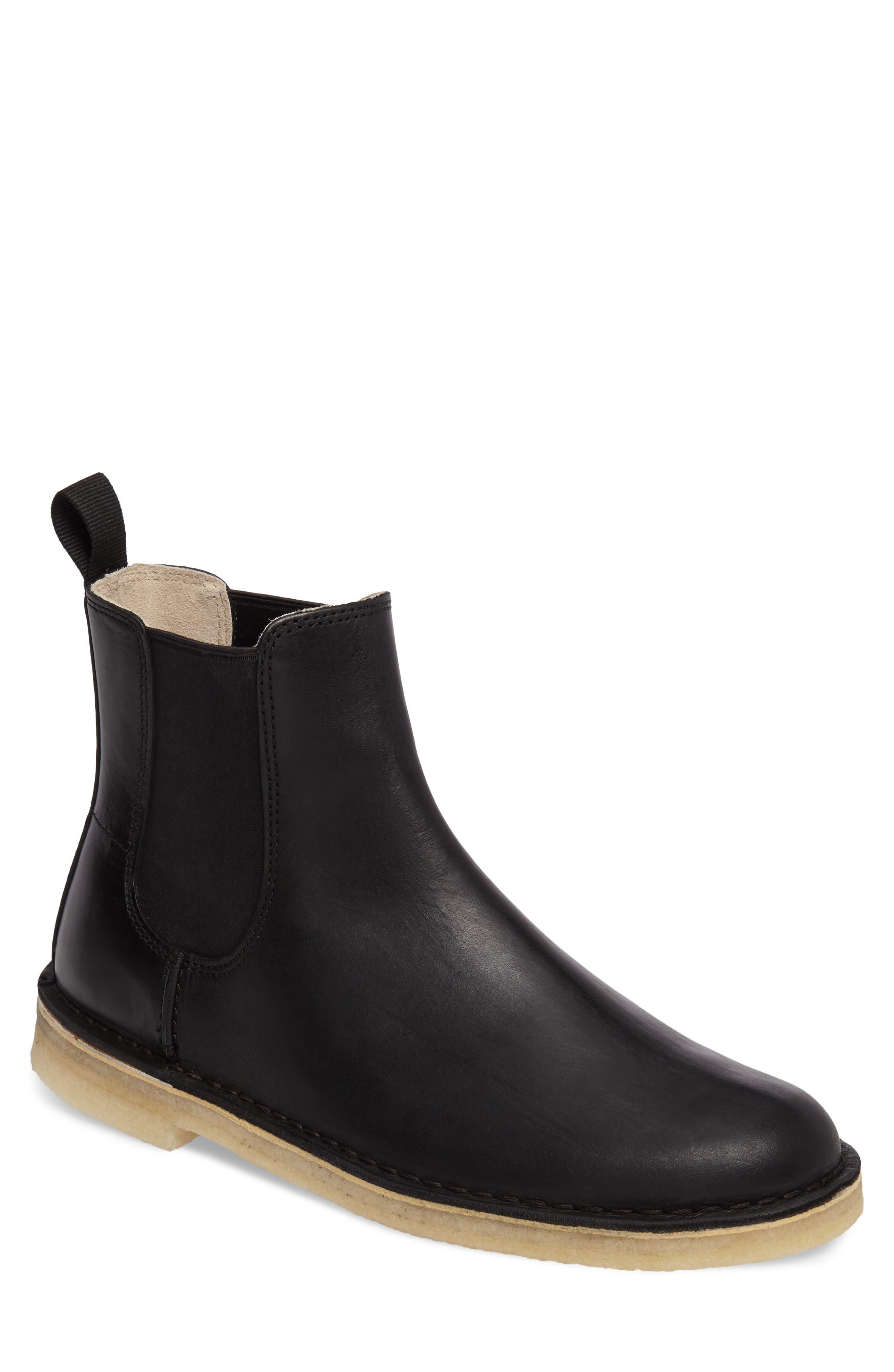 Clarks® Desert Peak Chelsea Boot (Men)