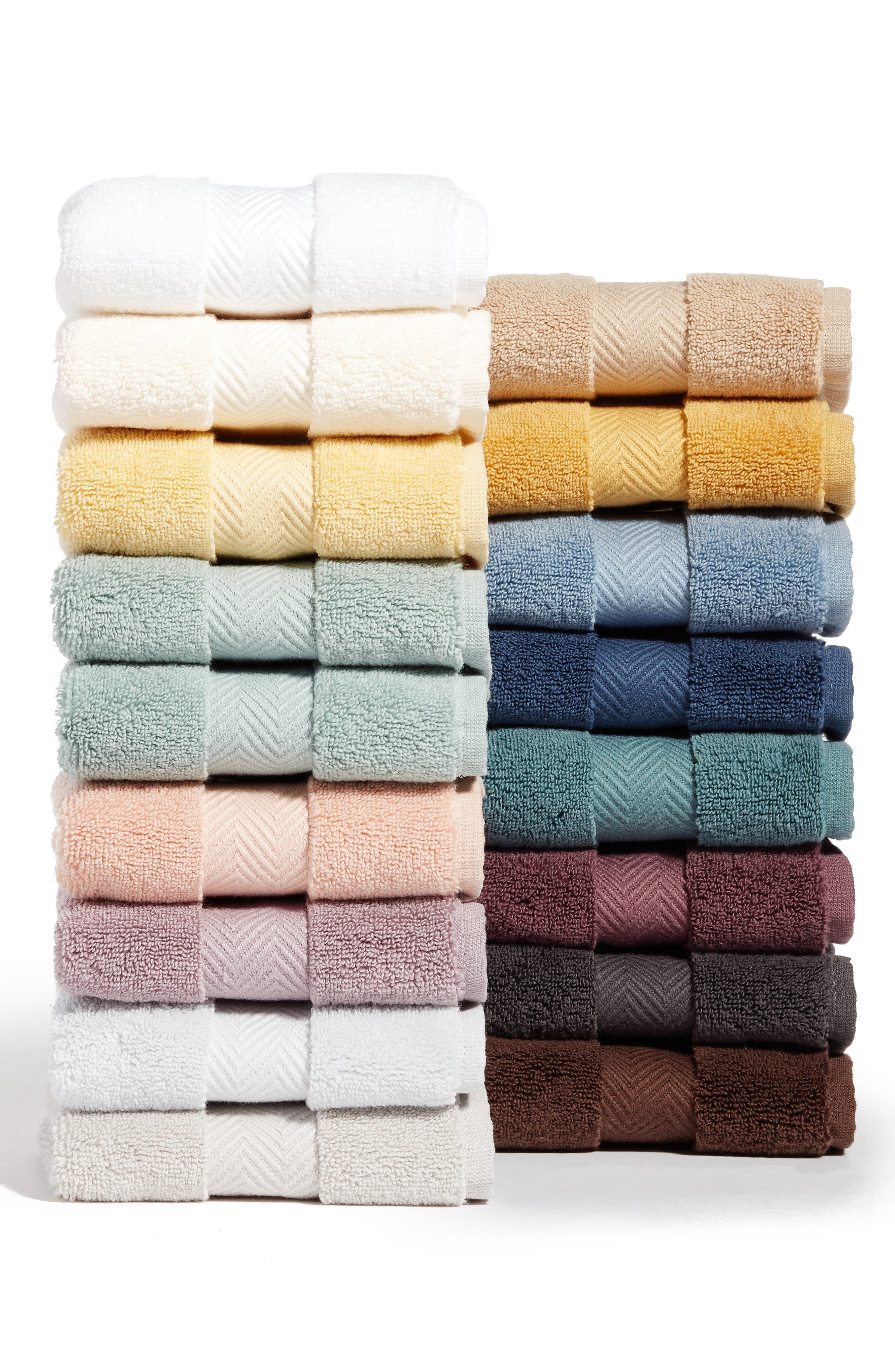 Alternate Image 2  - Nordstrom at Home Hydrocotton Washcloth (2 for $17)