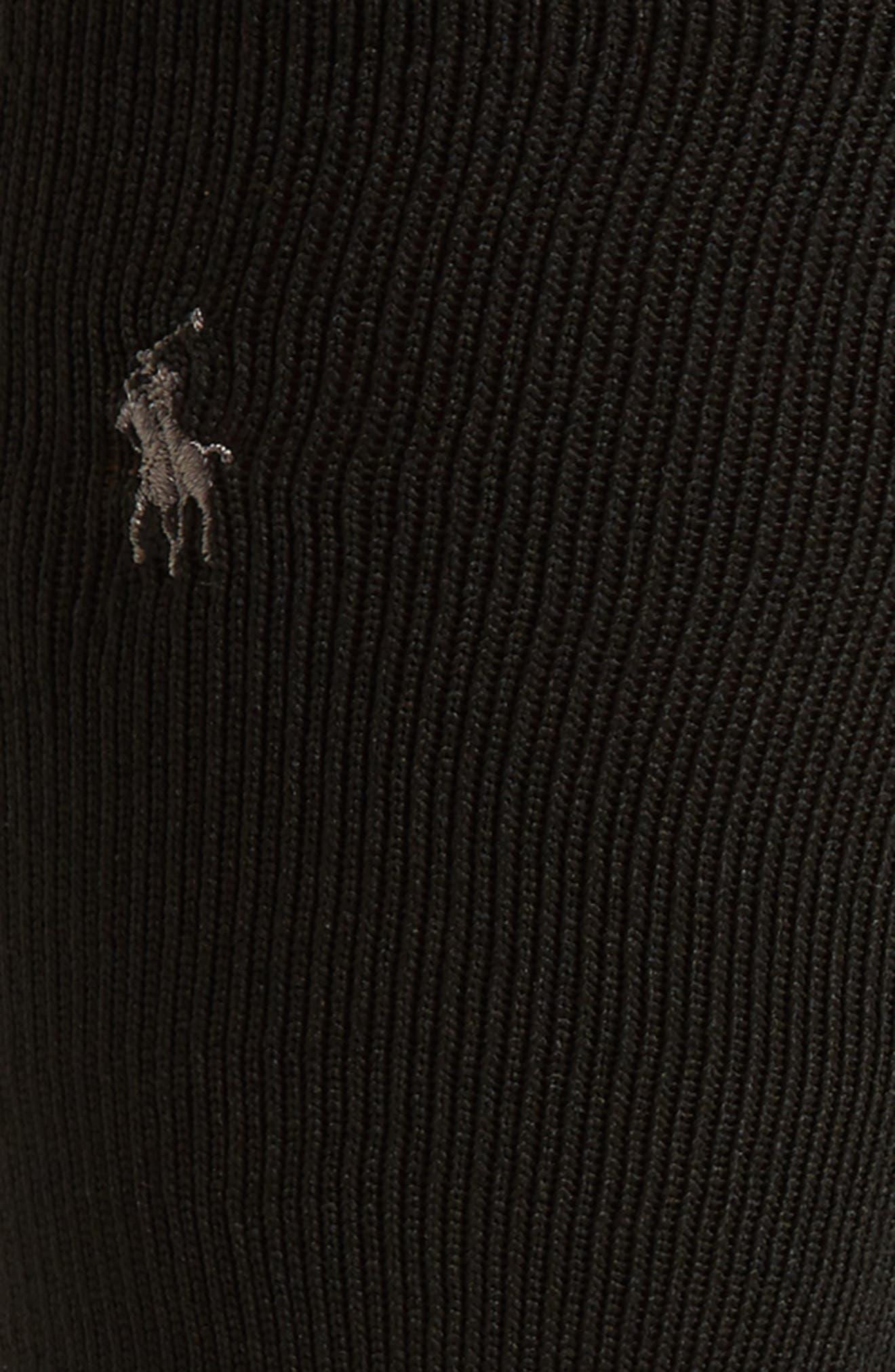 Alternate Image 2  - Polo Ralph Lauren 3-Pack Compression Socks