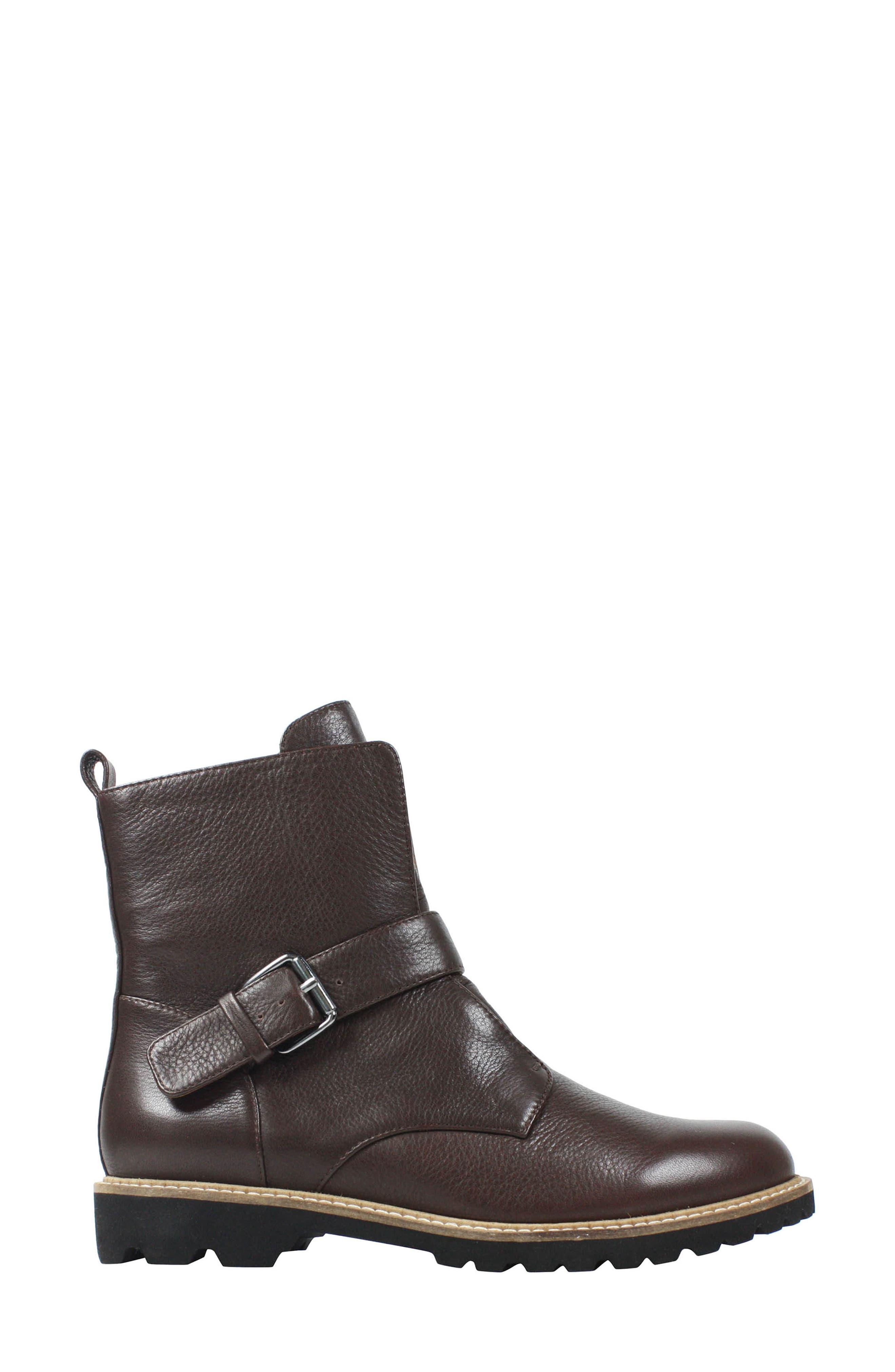 Rapolano Boot,                             Alternate thumbnail 3, color,                             Moro Leather