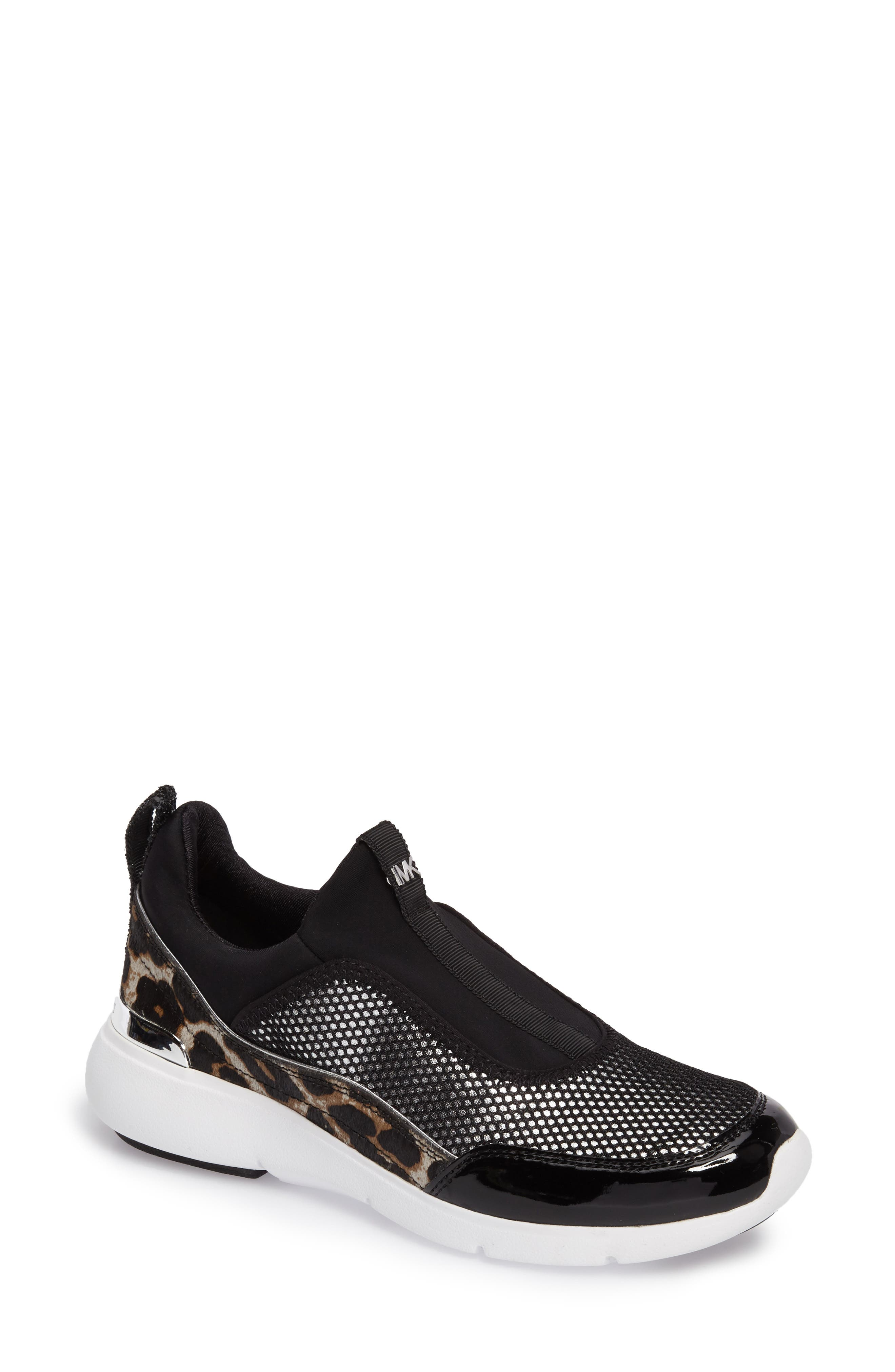 MICHAEL Michael Kors Ace Genuine Calf Hair Sneaker (Women)