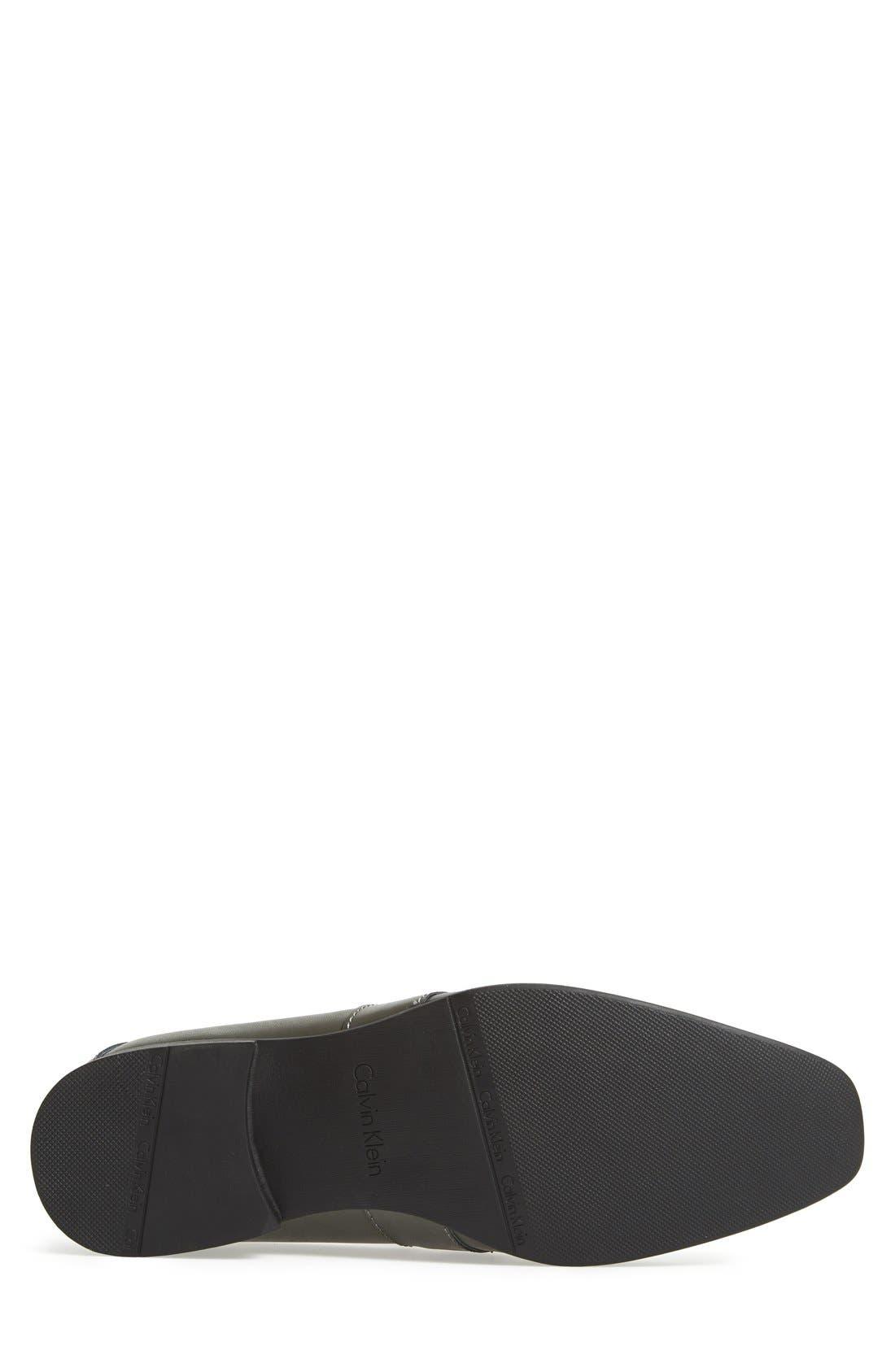 Alternate Image 4  - Calvin Klein 'Bartley' Bit Loafer (Men)