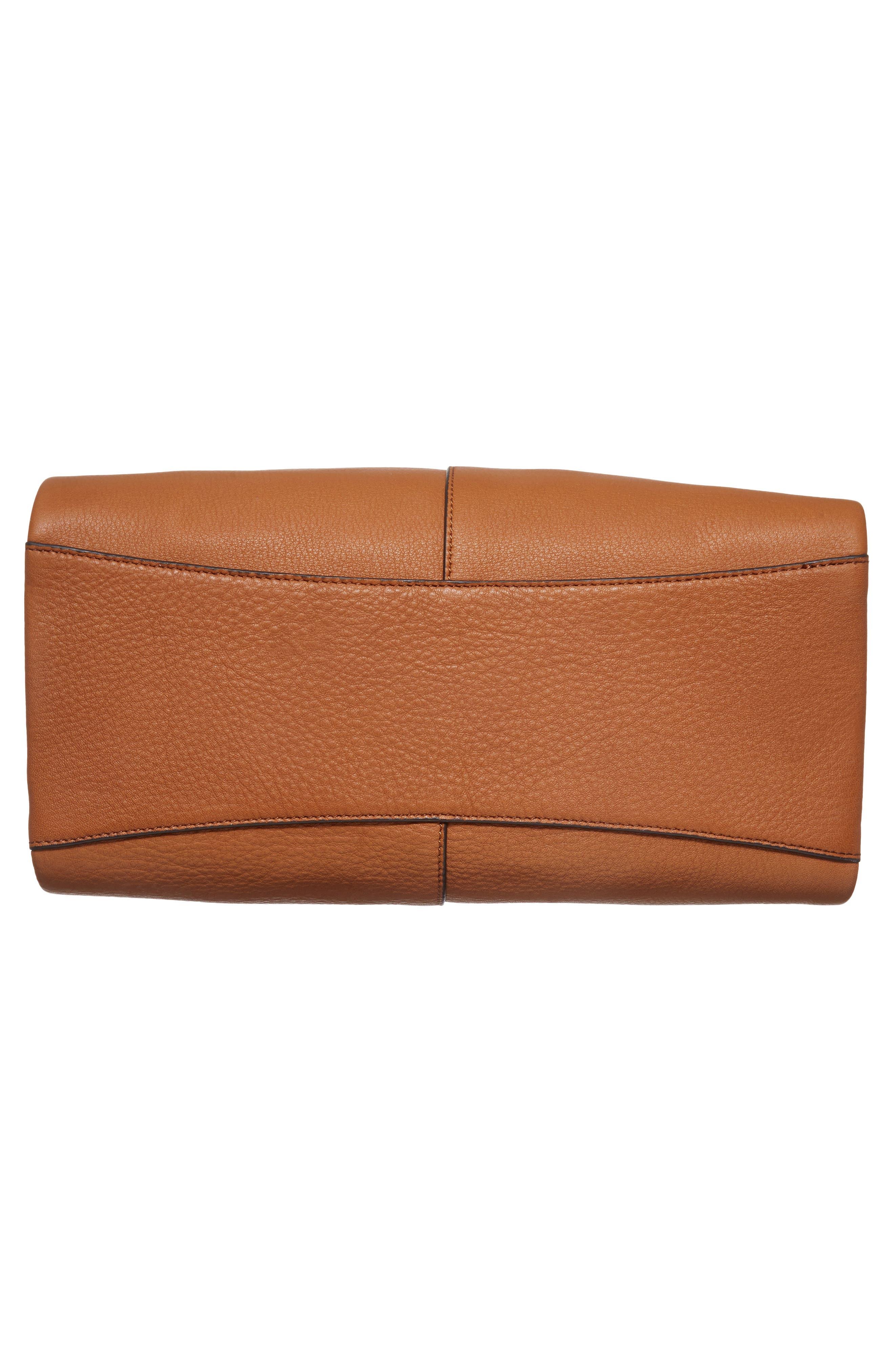 Alternate Image 5  - Vince Camuto Rosen Leather Hobo