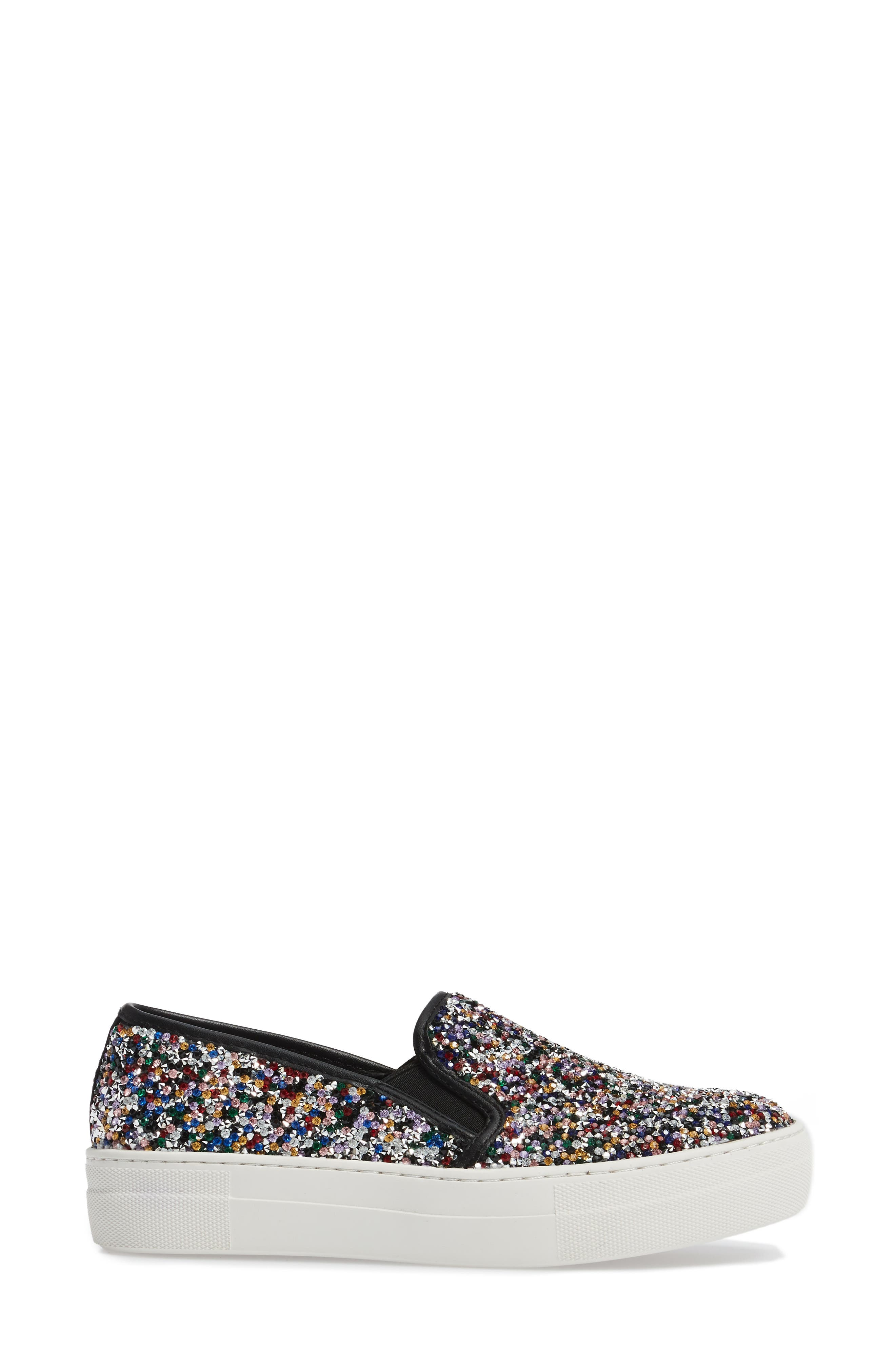 Alternate Image 3  - Steve Madden Gracious Slip-On Sneaker (Women)