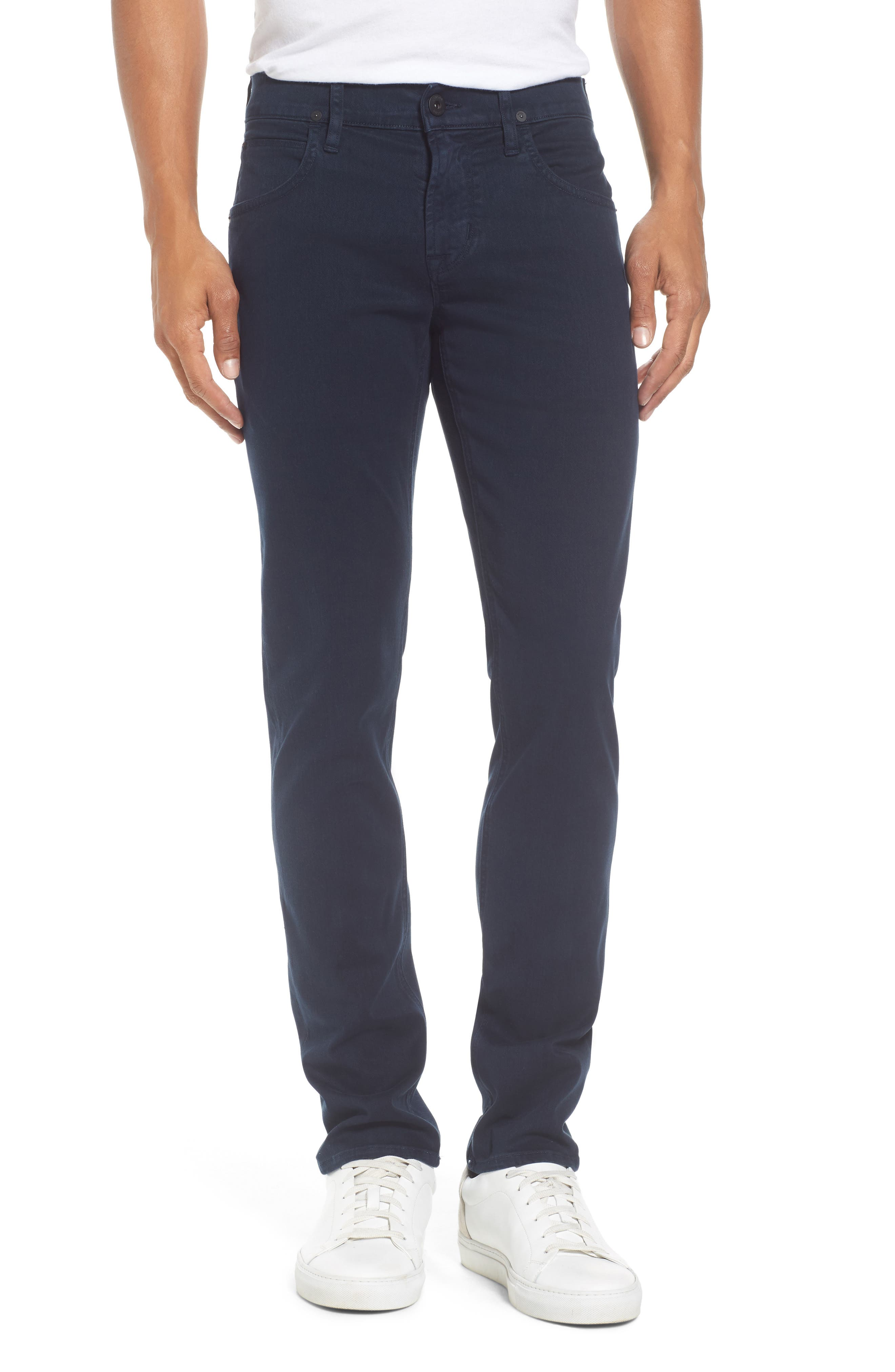Blake Slim Fit Jeans,                             Main thumbnail 1, color,                             Polar
