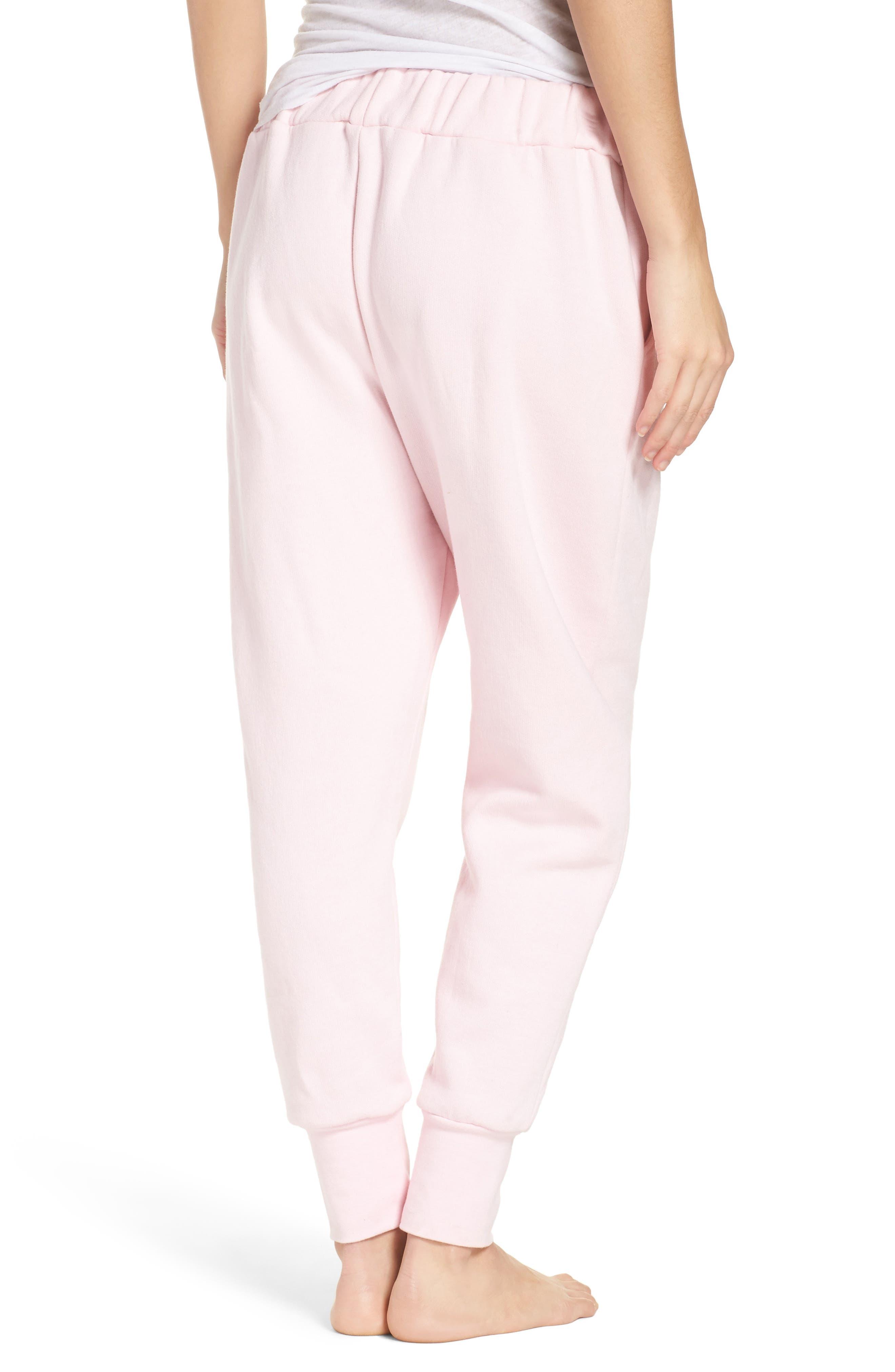 Brunette Jogger Pants,                             Alternate thumbnail 2, color,                             Pink