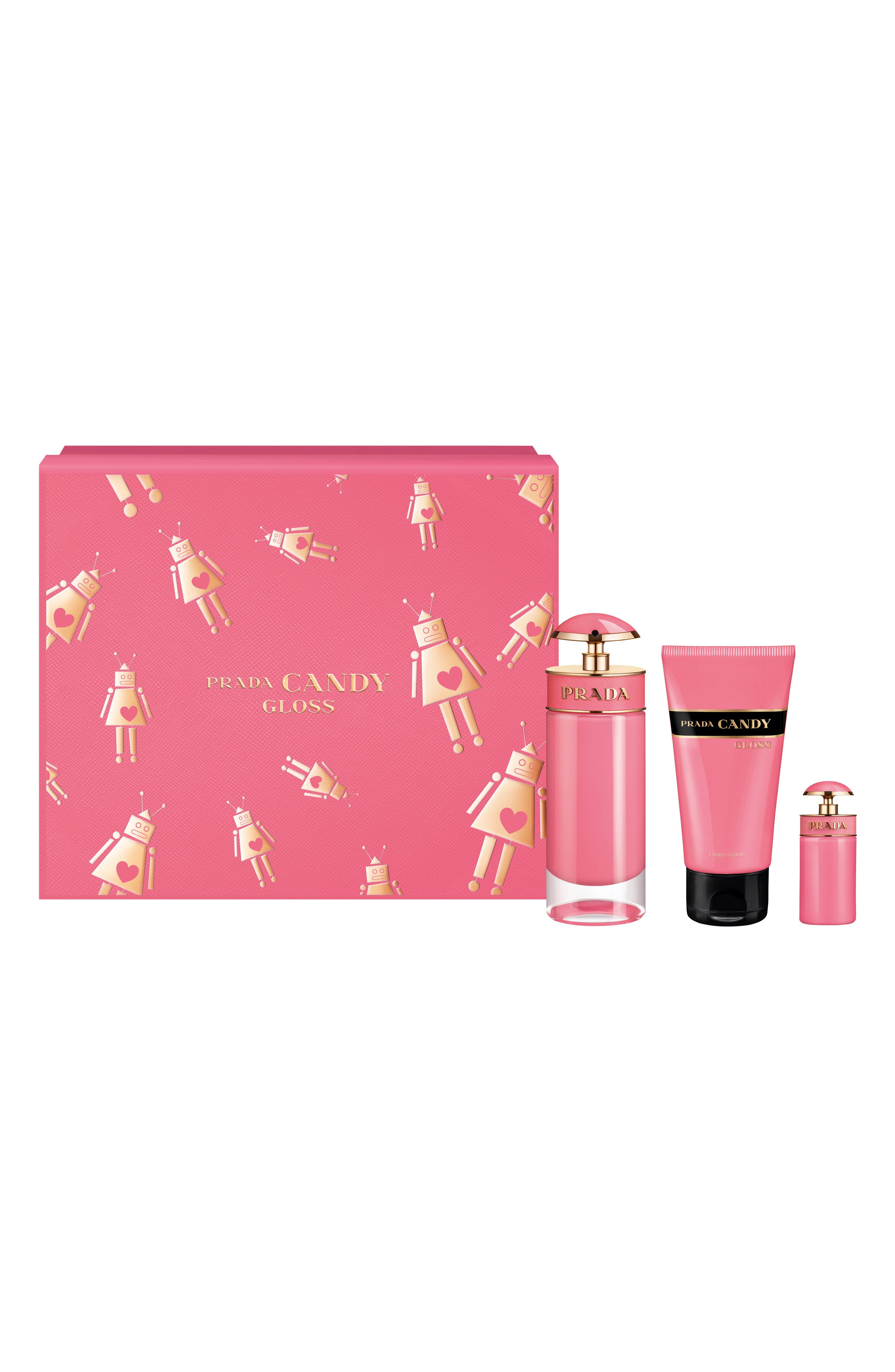 Prada Candy Gloss Set ($152 Value)