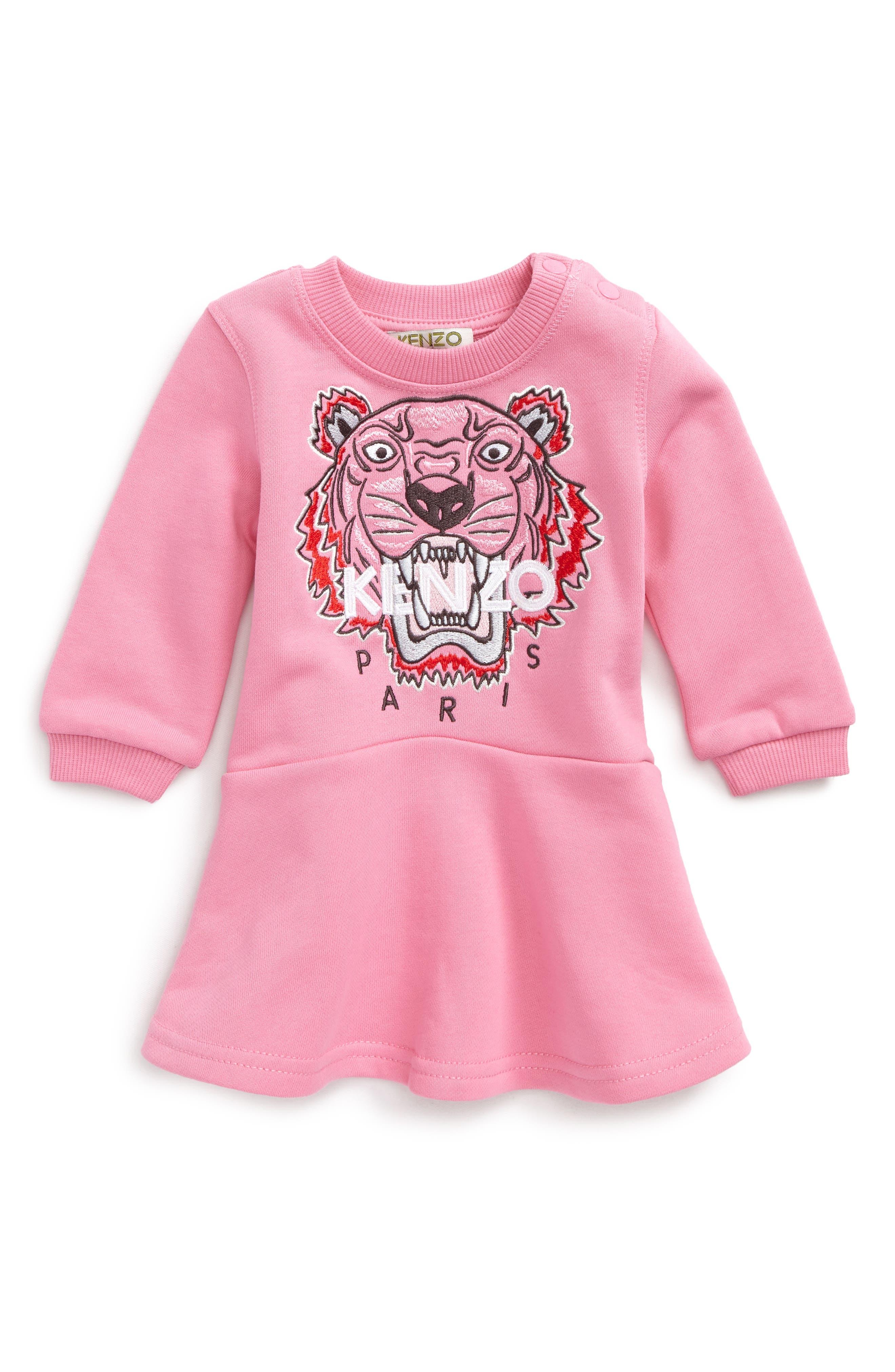 KENZO Tiger Dress (Baby Girls)