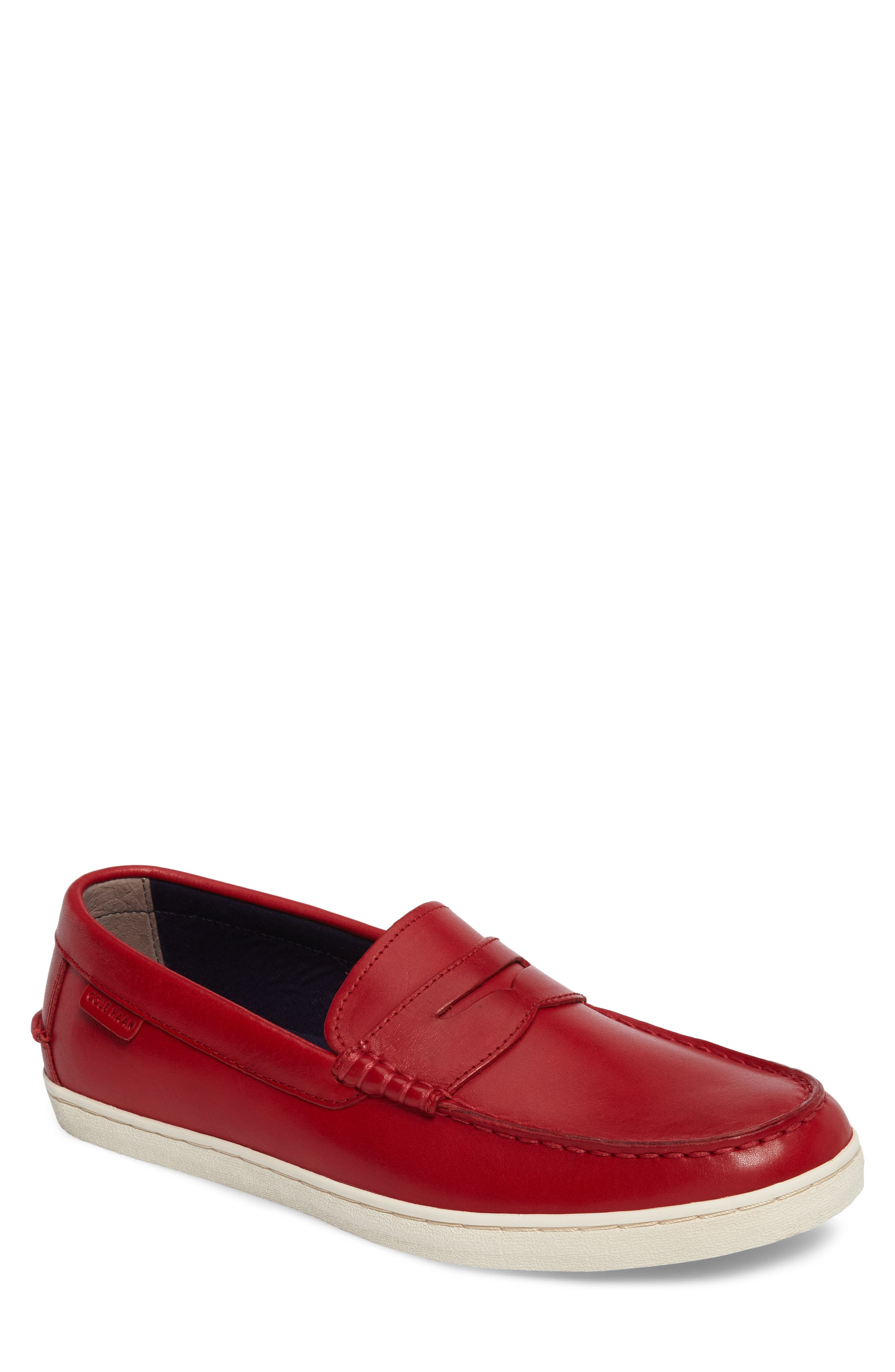 Cole Haan Canvas Penny Loafer (Men)