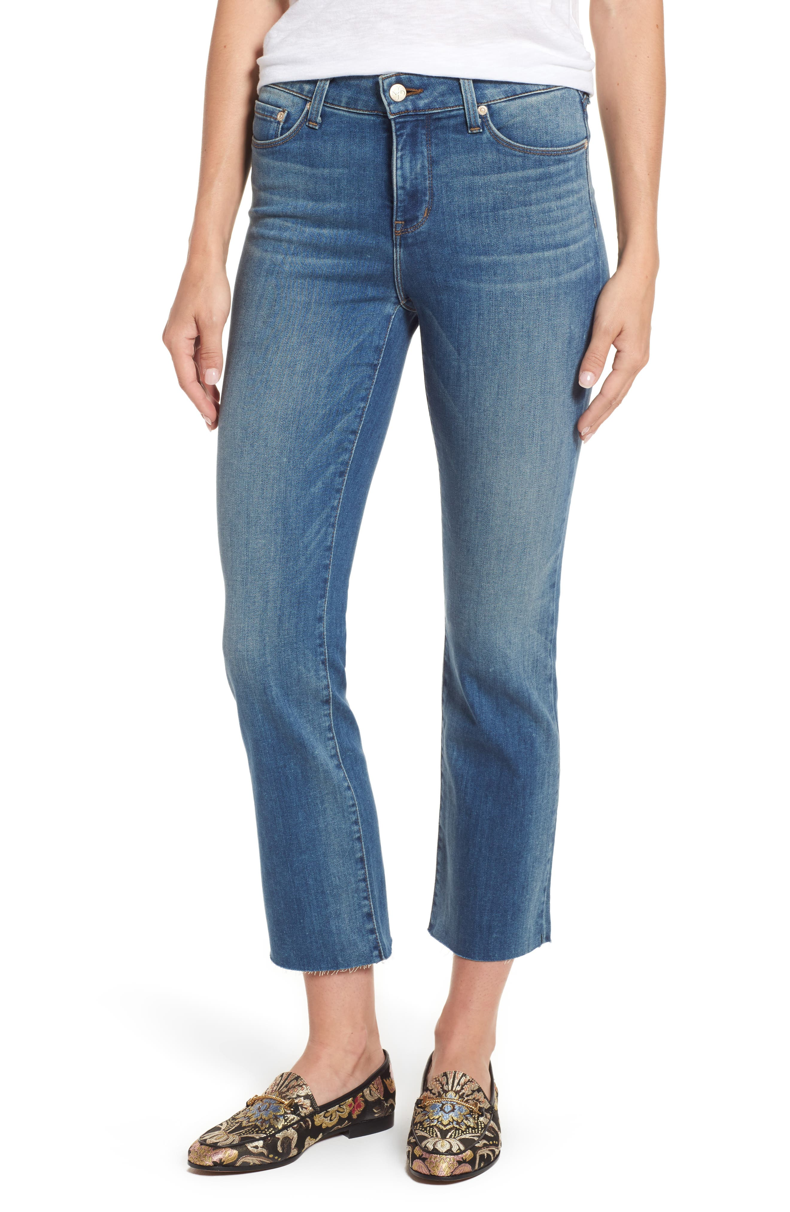 NYDJ Marilyn Ankle Skinny Jeans (Beacon)