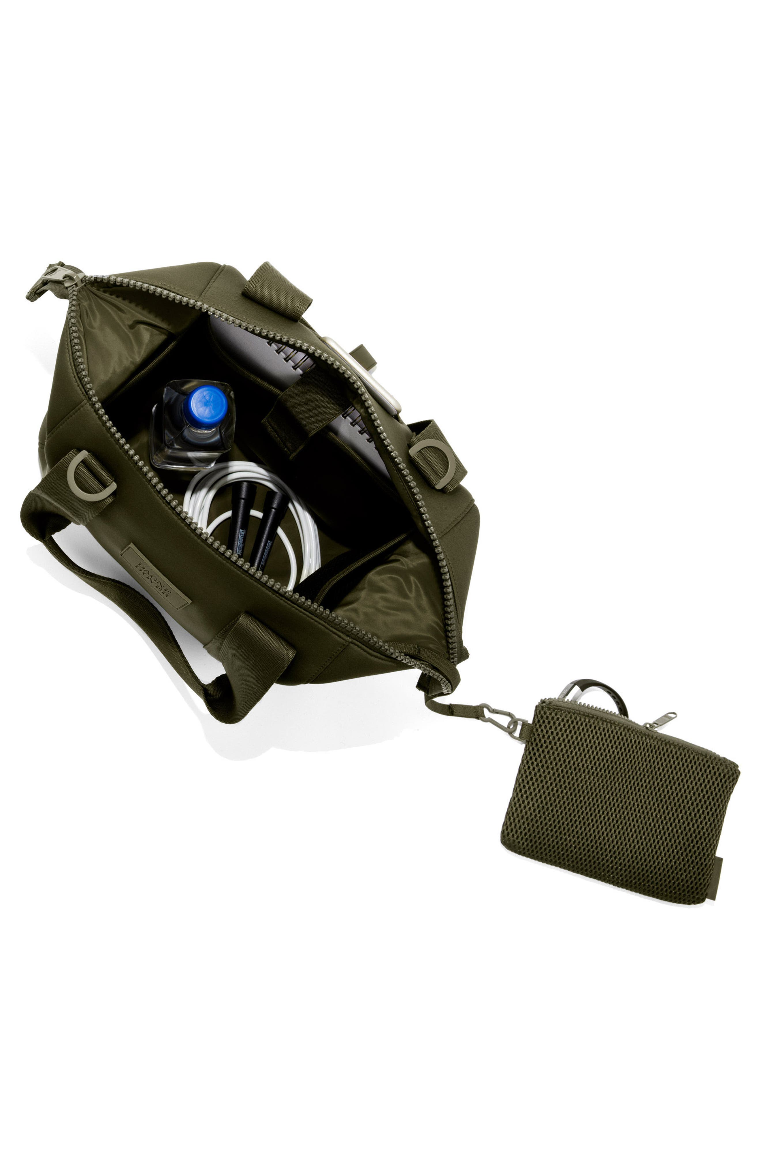 Alternate Image 2  - Dagne Dover Small 365 Landon Neoprene Duffel Bag