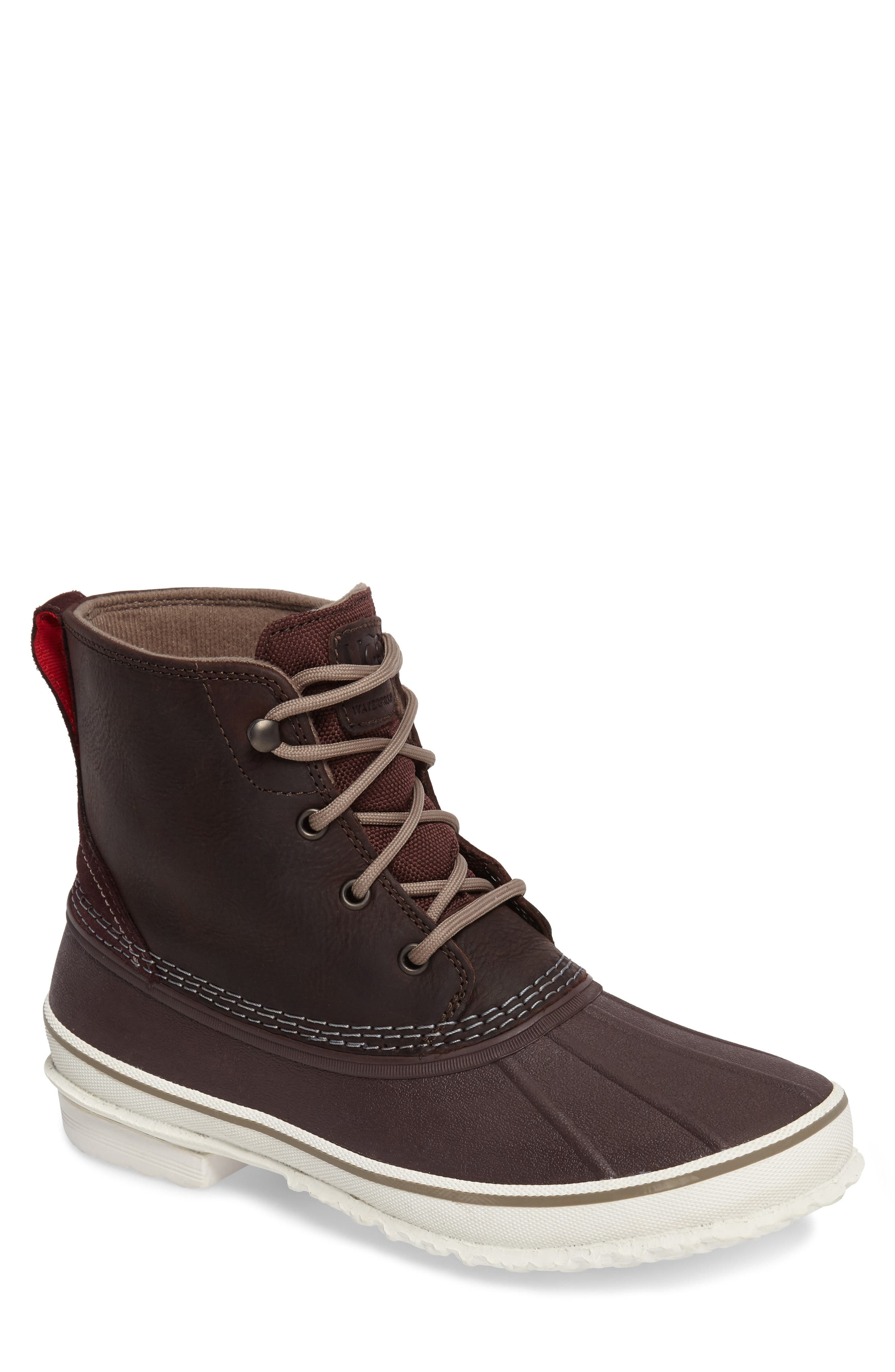 Men S Cold Weather Shoes Nordstrom