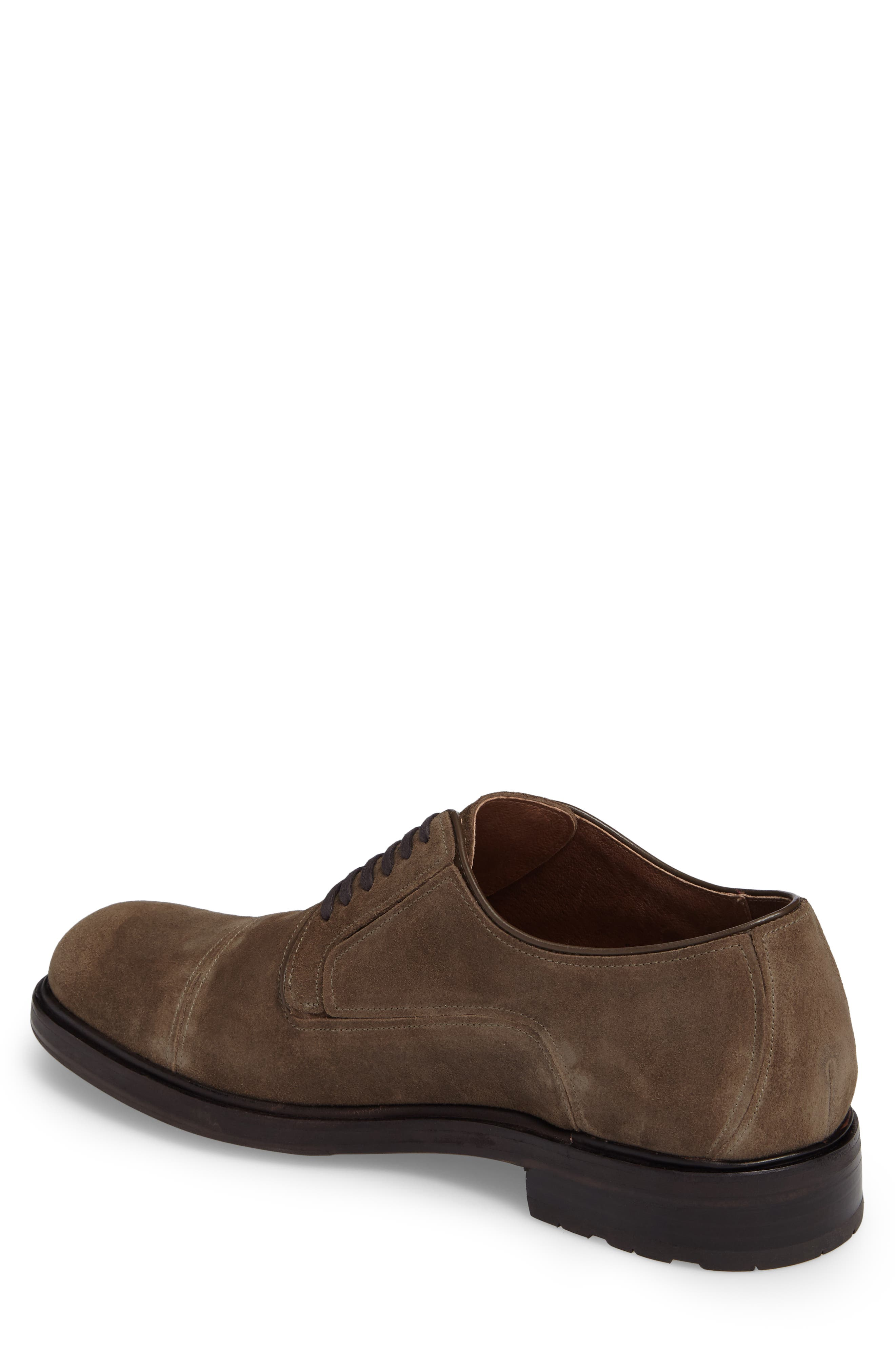Alternate Image 2  - John Varvatos Star USA Waverly Cap Toe Derby (Men)
