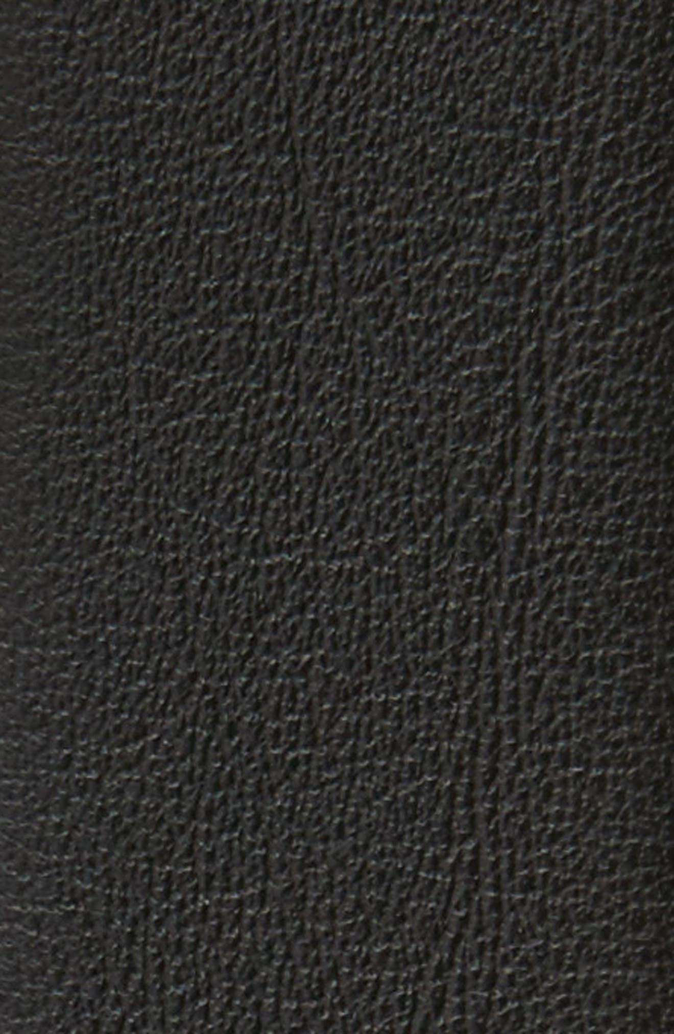 Alternate Image 2  - Monte Rosso Trieste Leather Belt