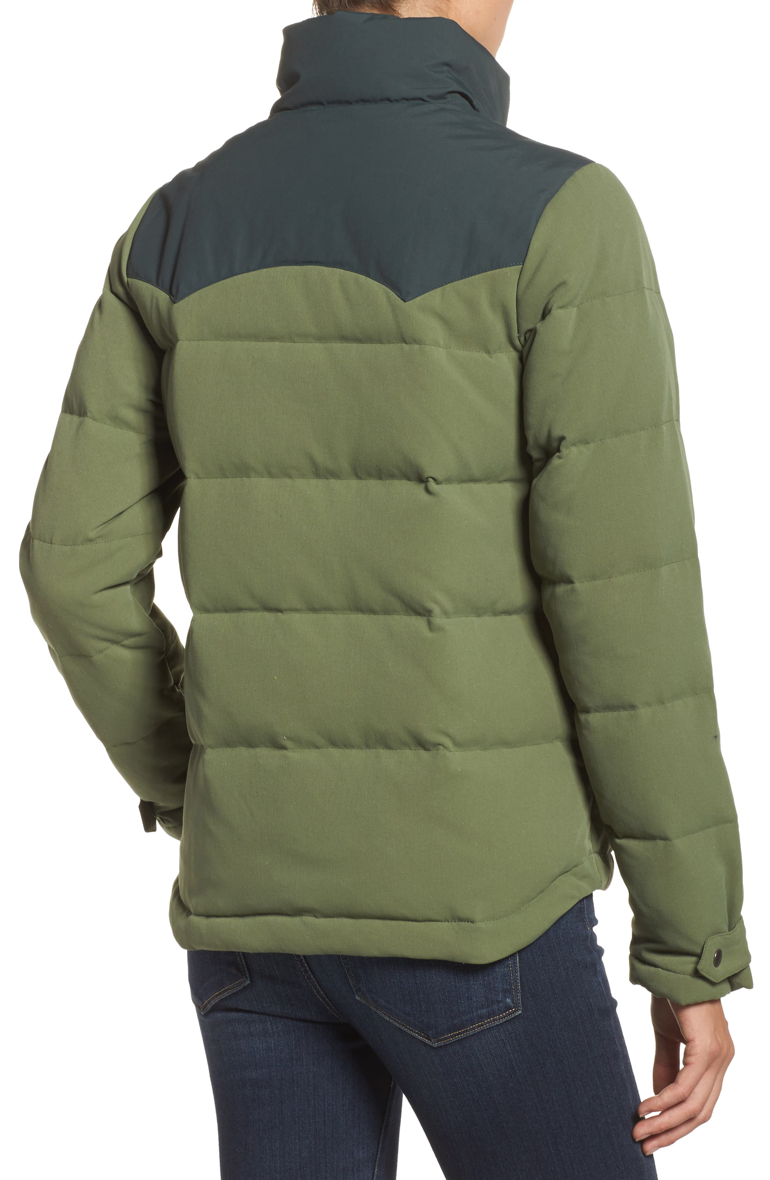 Alternate Image 2  - Patagonia 'Bivy' Water Repellent Down Jacket