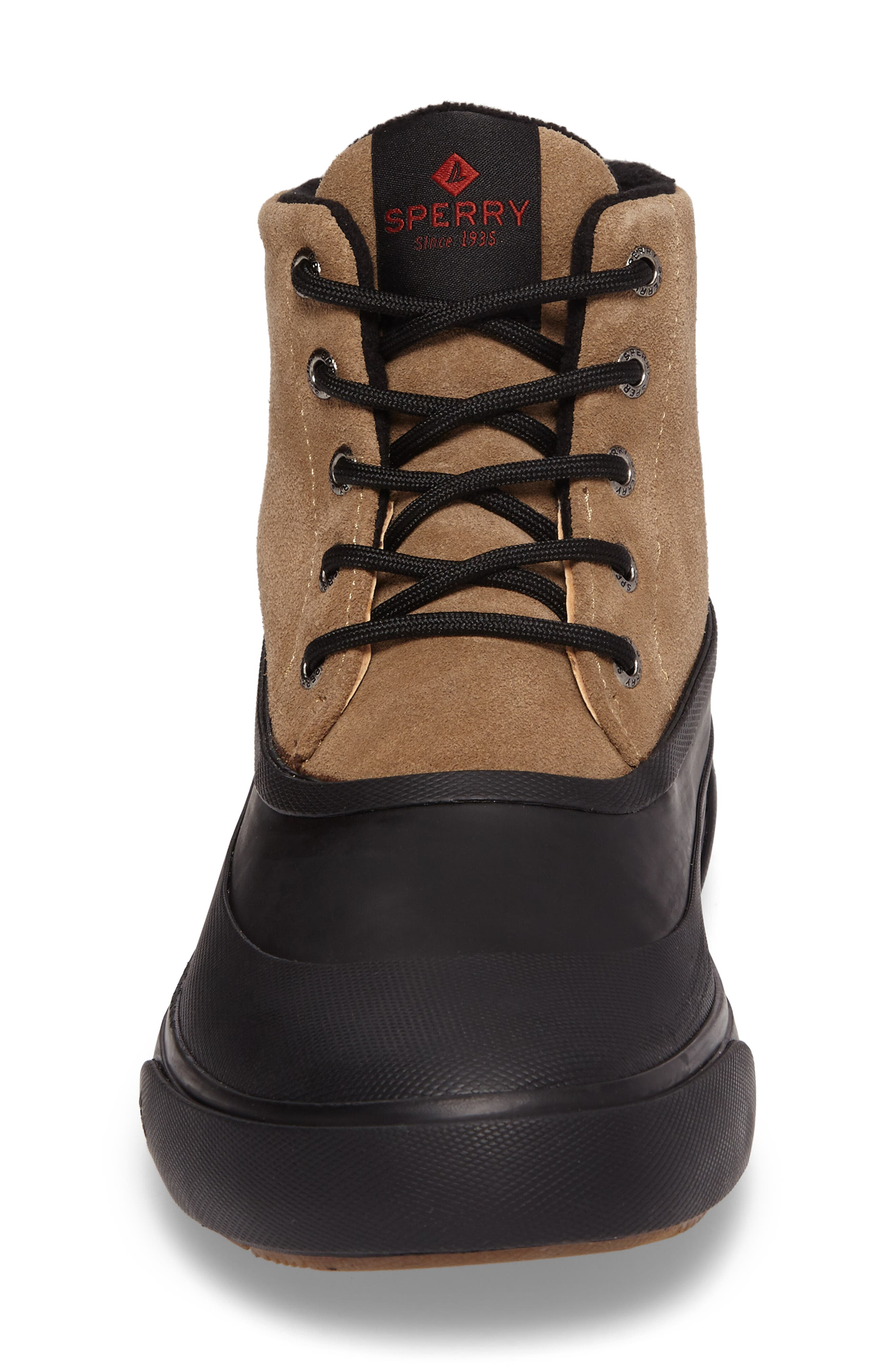 Cutwater Boot,                             Alternate thumbnail 4, color,                             Noce/ Black