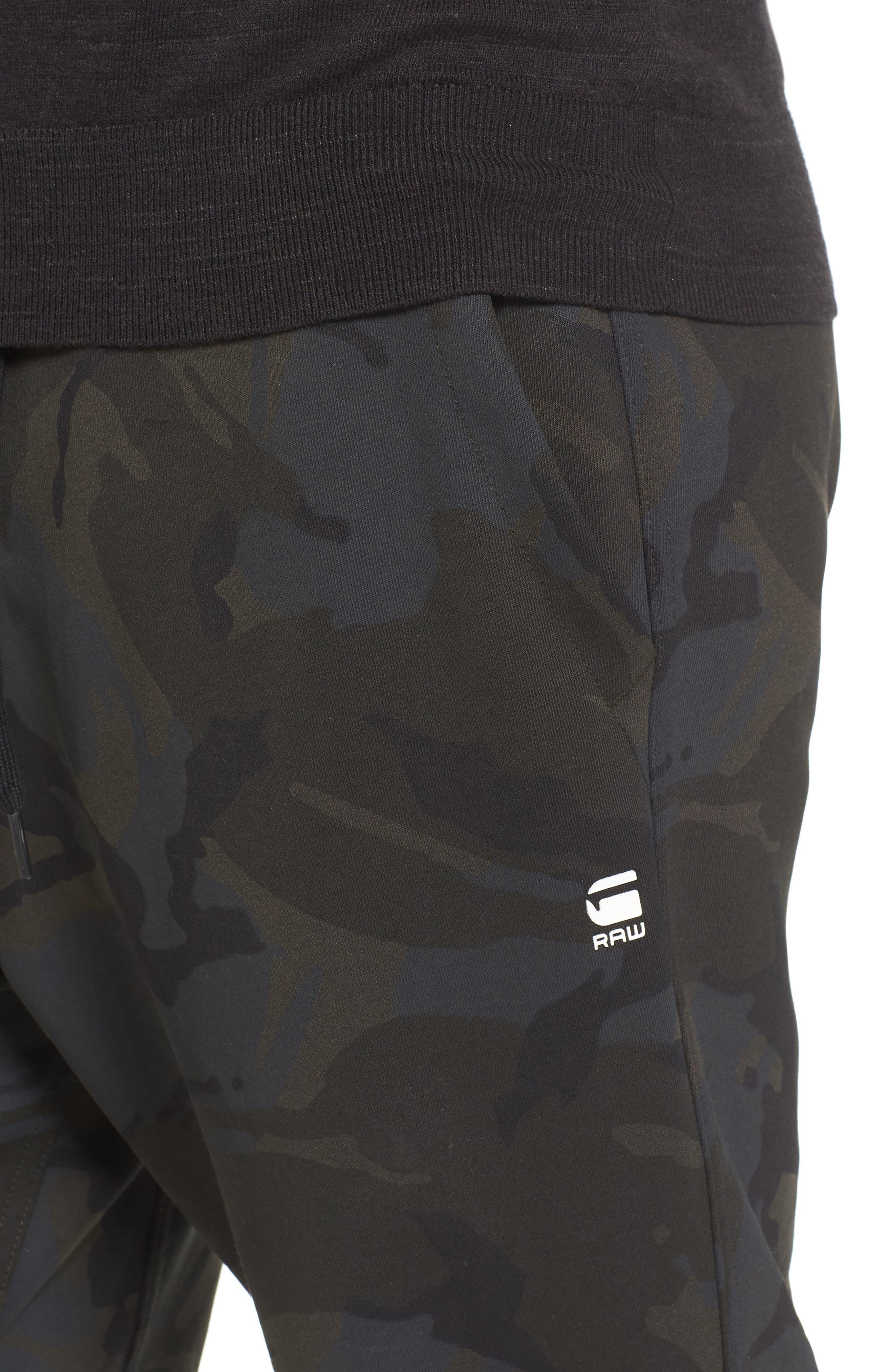 Core Crop Sweatpants,                             Alternate thumbnail 4, color,                             Grey