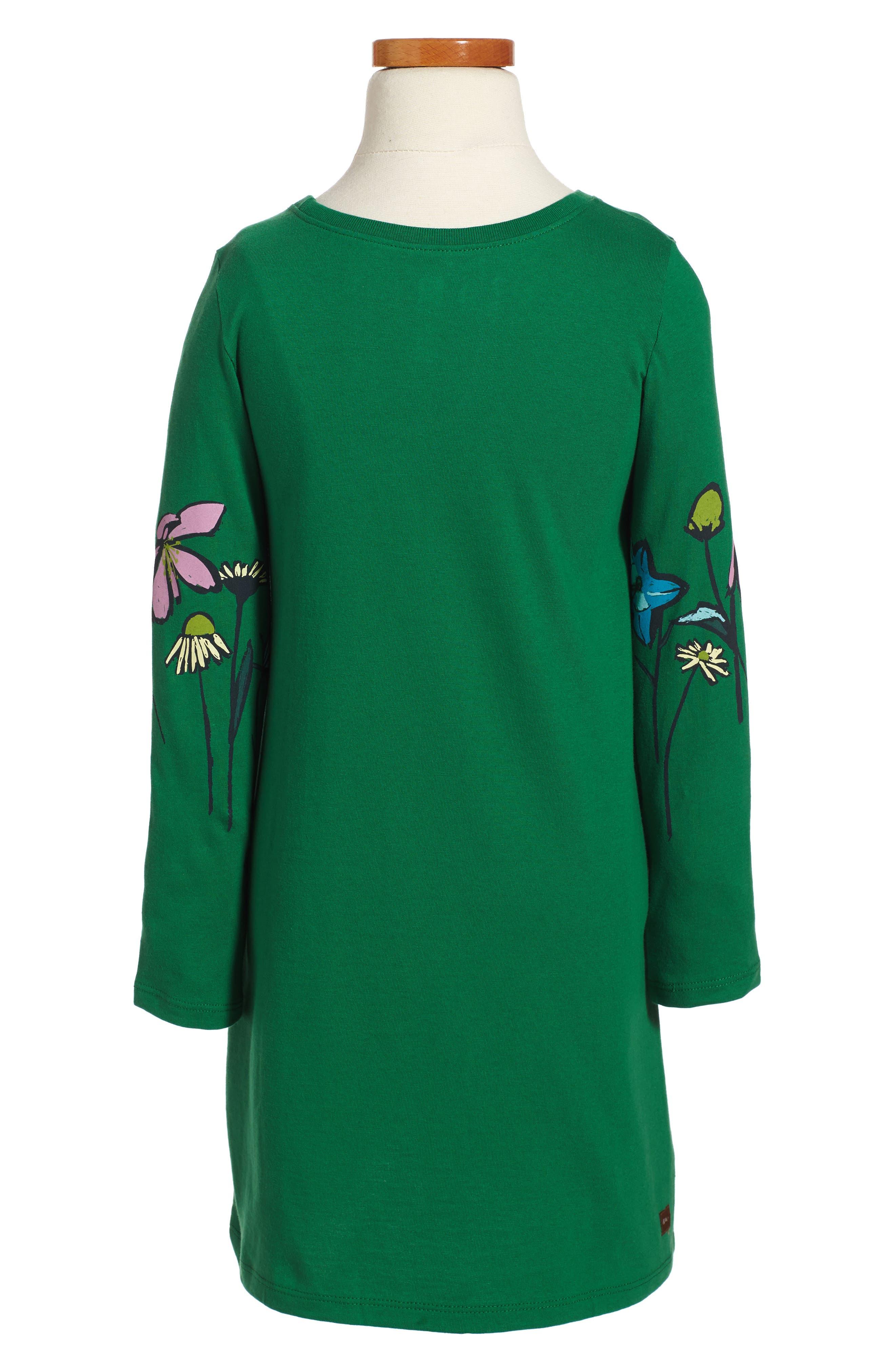 Alternate Image 2  - Tea Collection Faileas Dress (Toddler Girls, Little Girls & Big Girls)