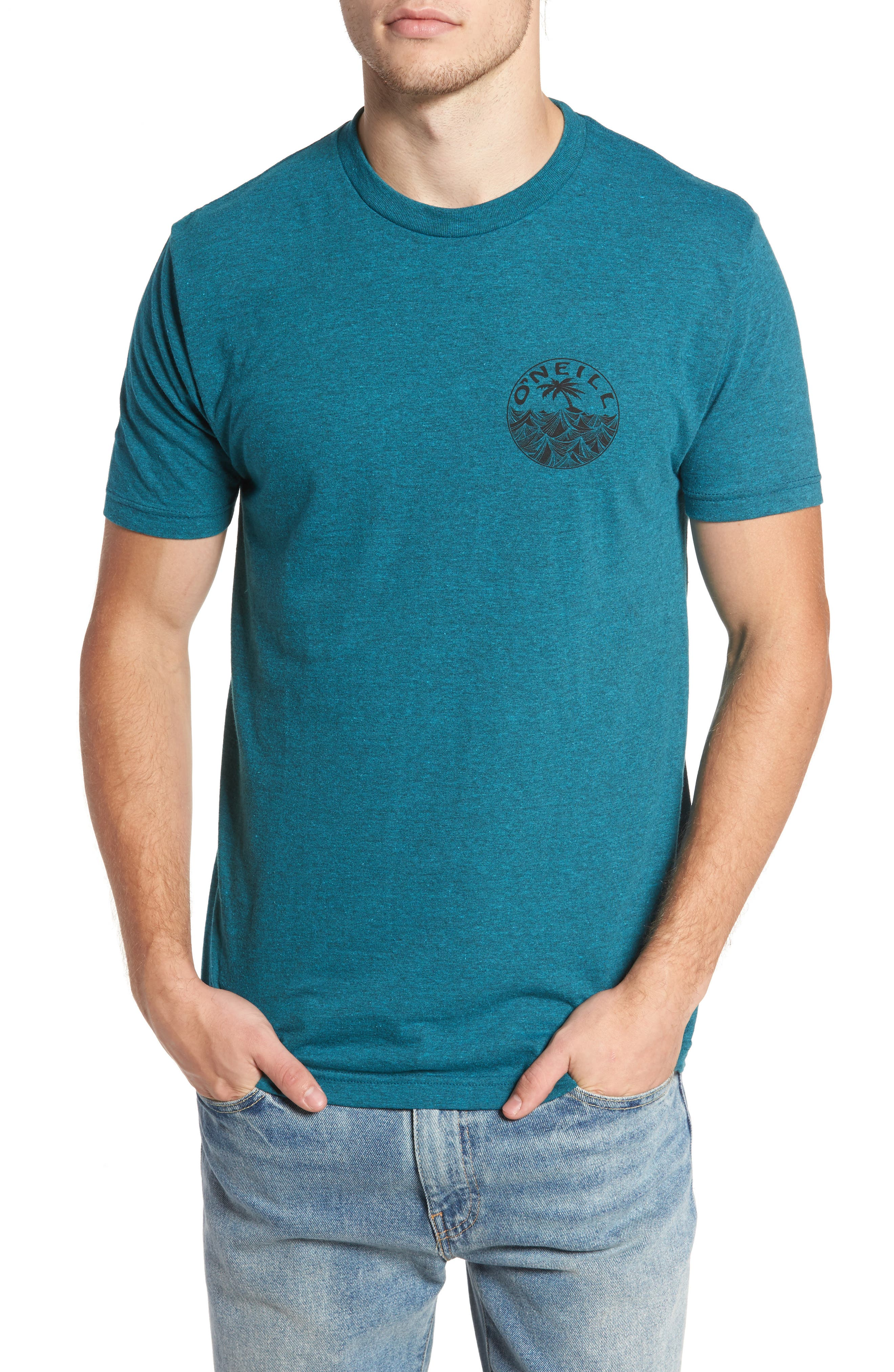 Alternate Image 1 Selected - O'Neill Waver Graphic T-Shirt