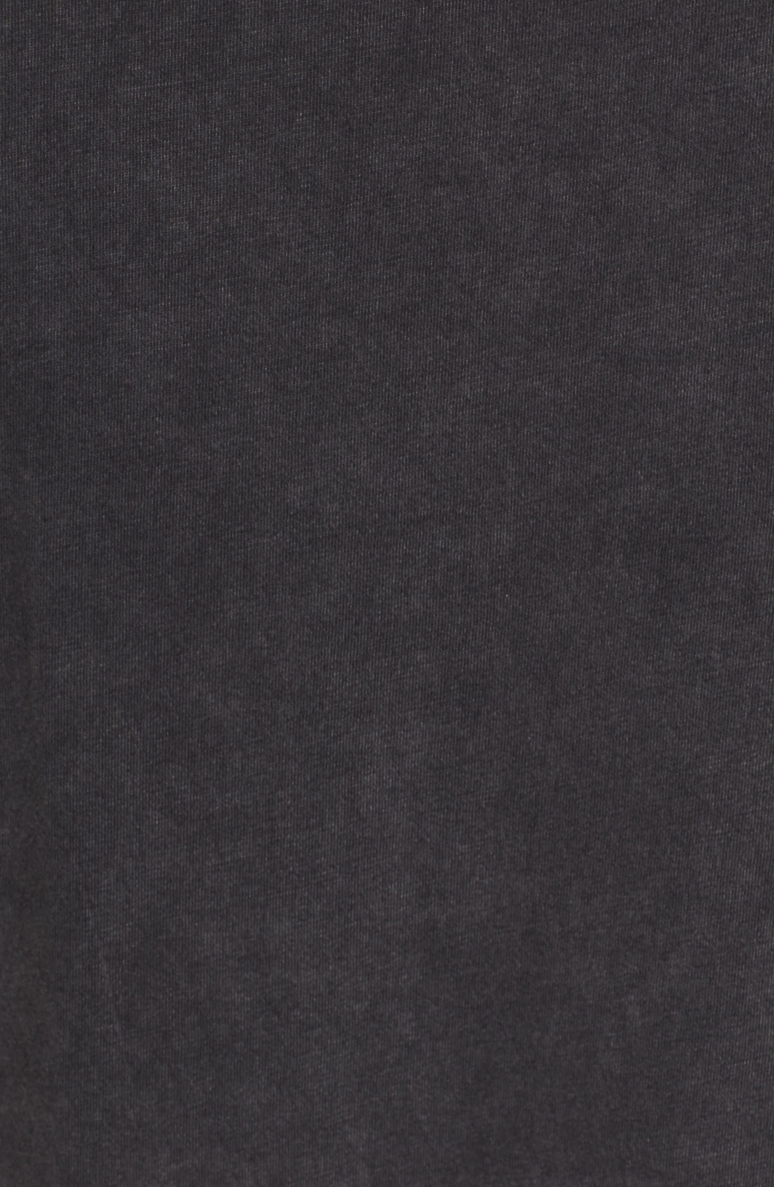 Dizzy Tour T-Shirt,                             Alternate thumbnail 5, color,                             Black
