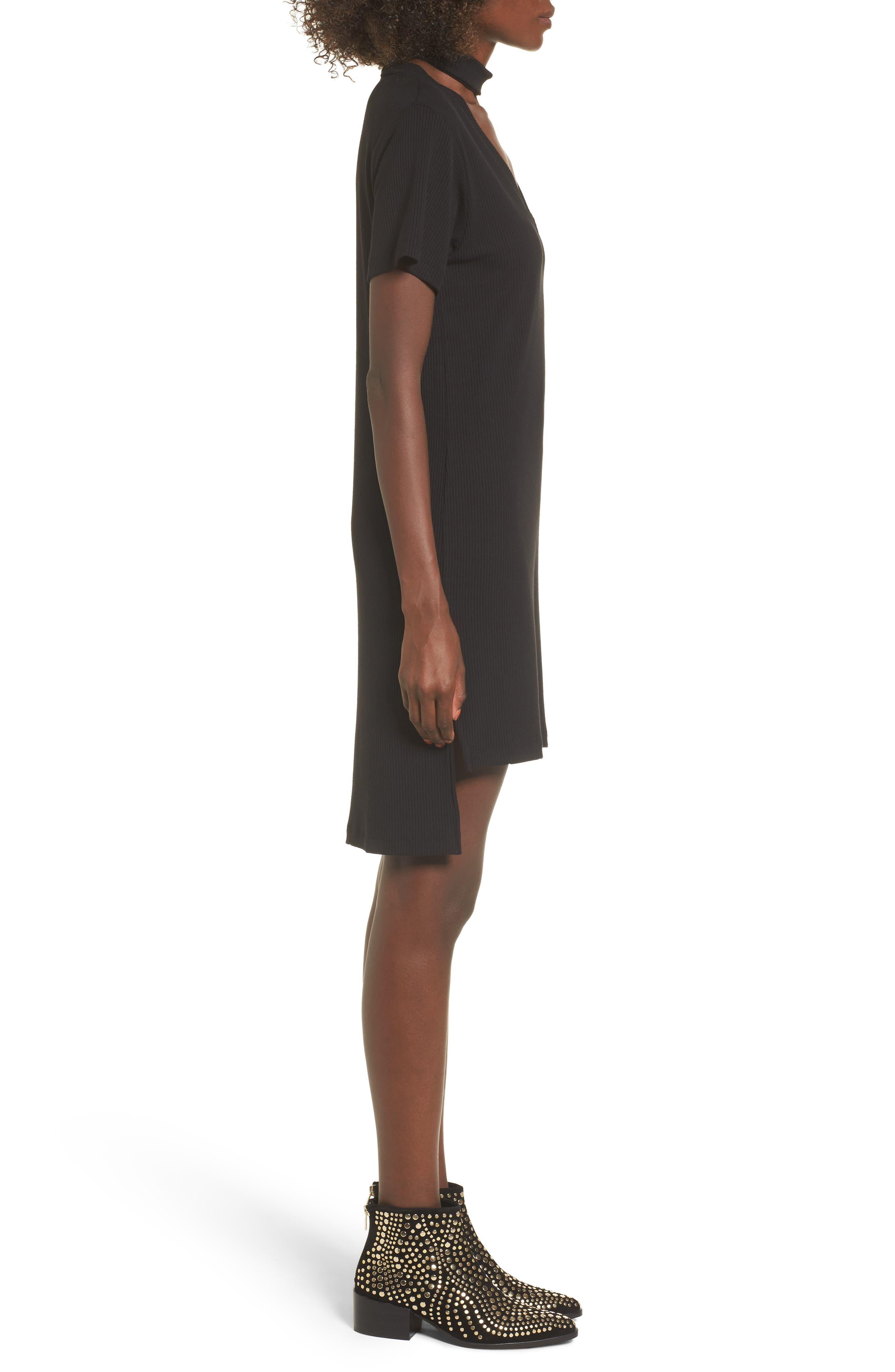 Alternate Image 3  - LNA Klassen Choker Dress