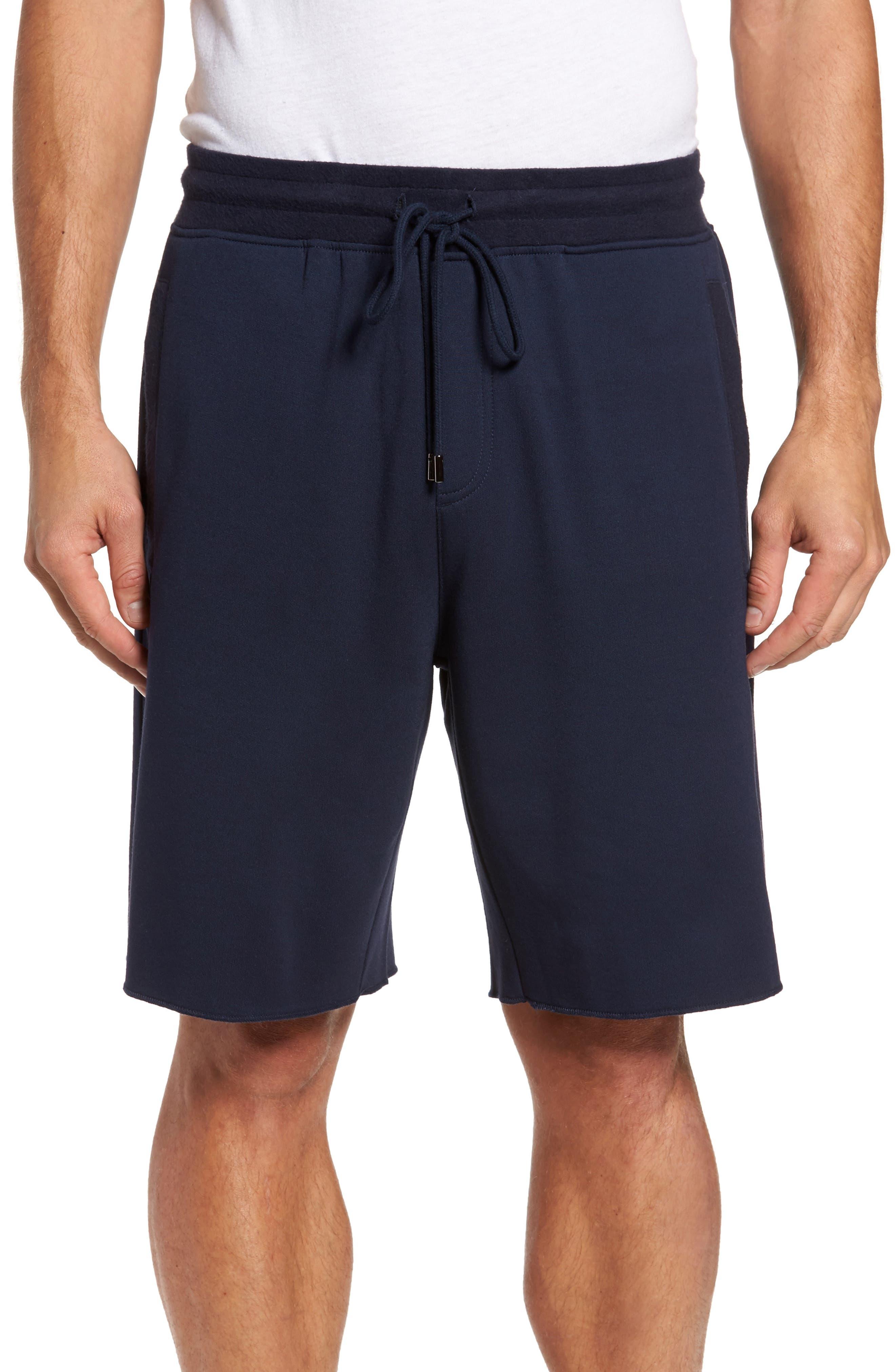 Modal Blend Lounge Shorts,                             Main thumbnail 1, color,                             Ink