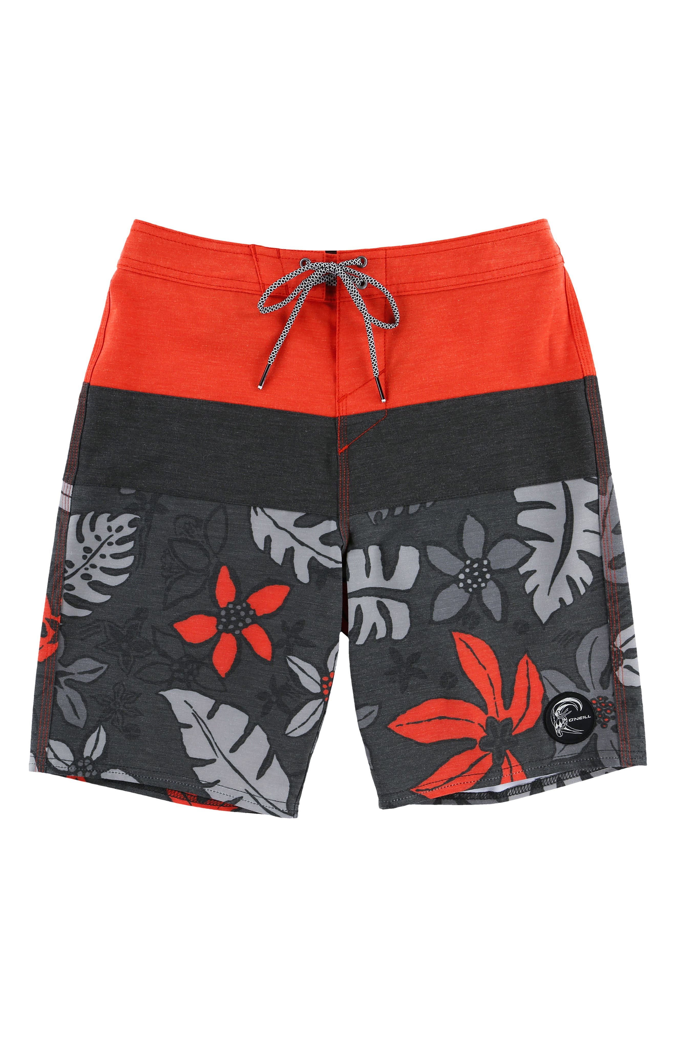 O'Neill Hyperfreak Lahaina Board Shorts (Big Boys)